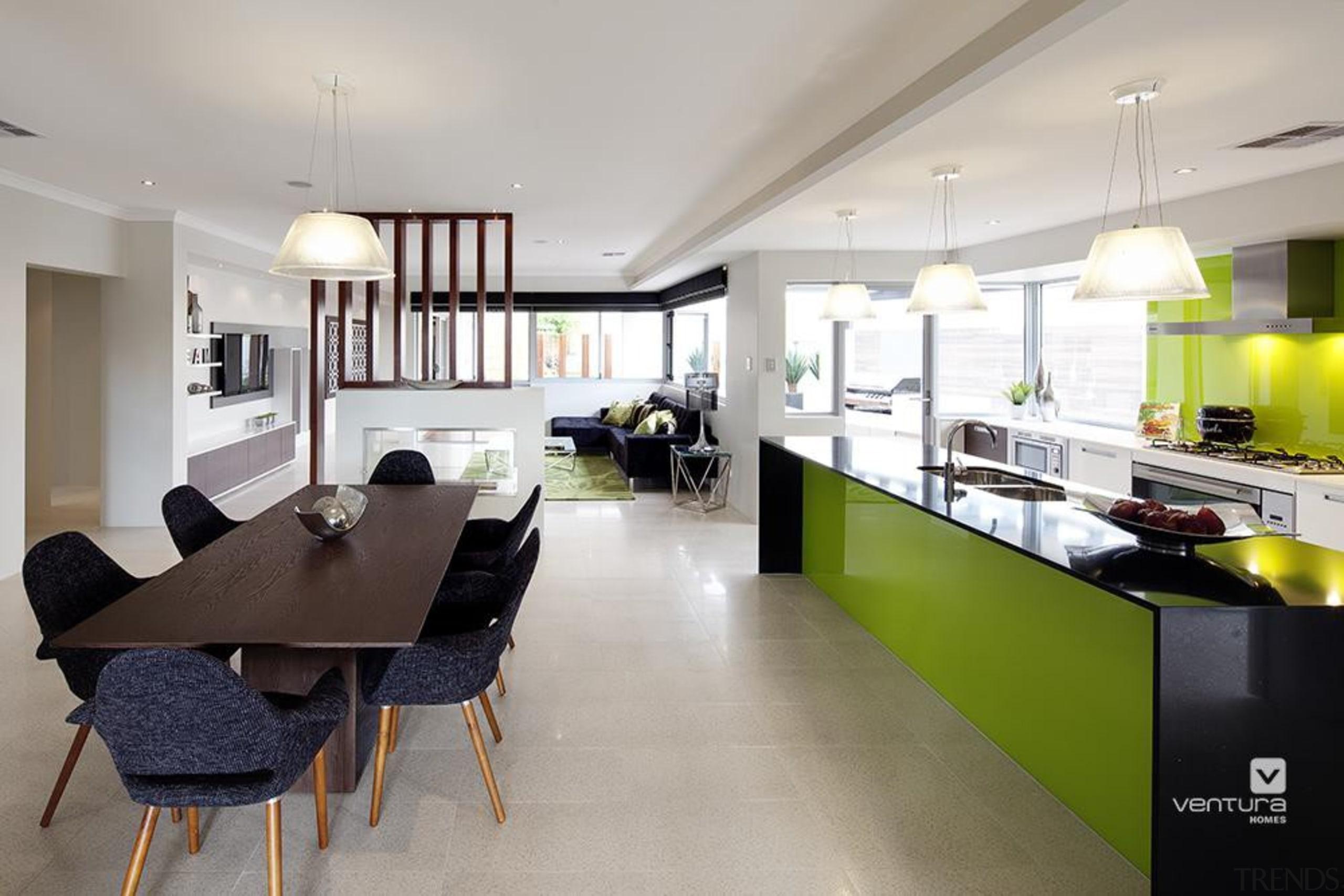 Kitchen design. - The Spectrum Display Home - apartment, house, interior design, kitchen, real estate, gray