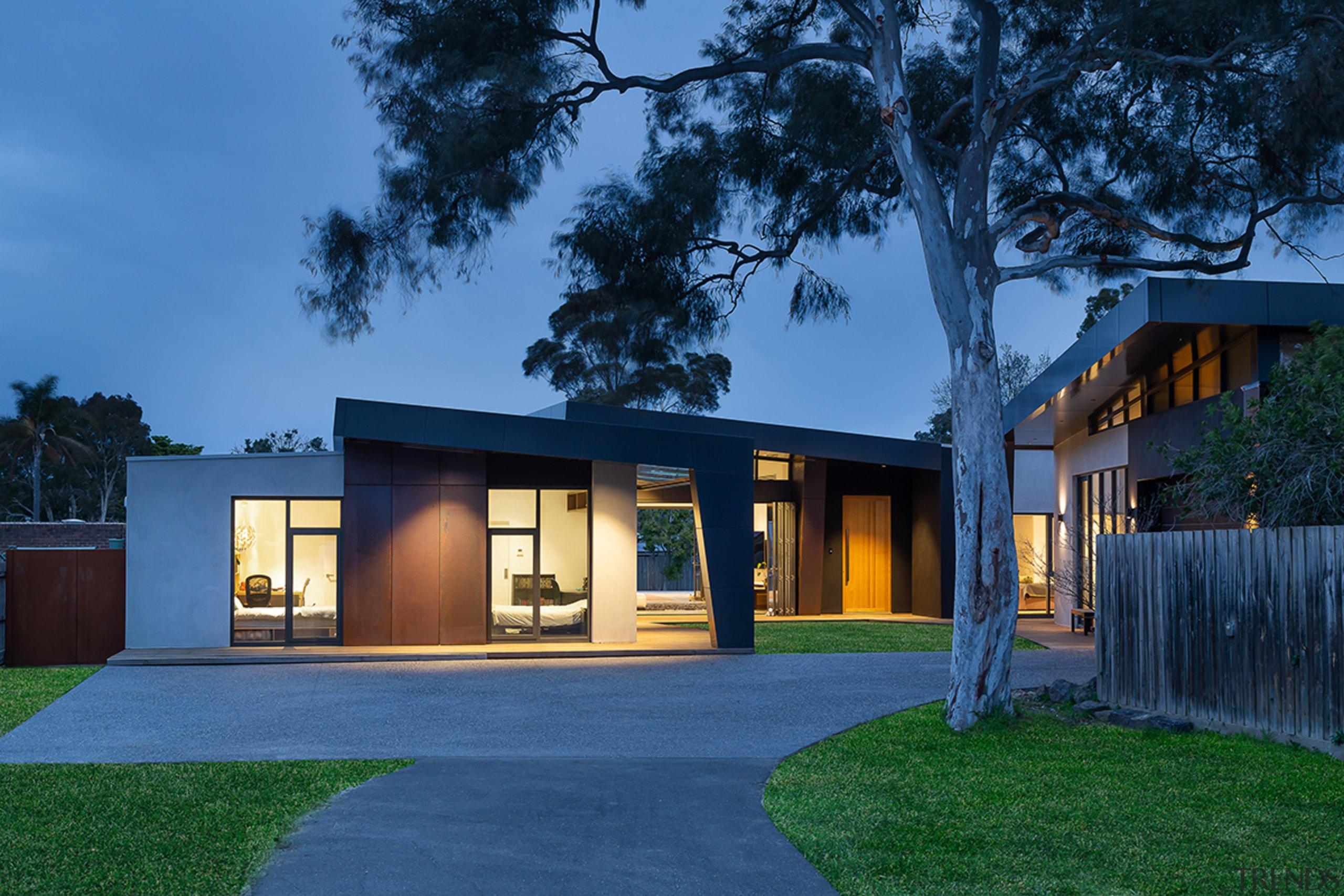 Congratulations Wolf Architects – Winners – TIDA Australia blue, teal