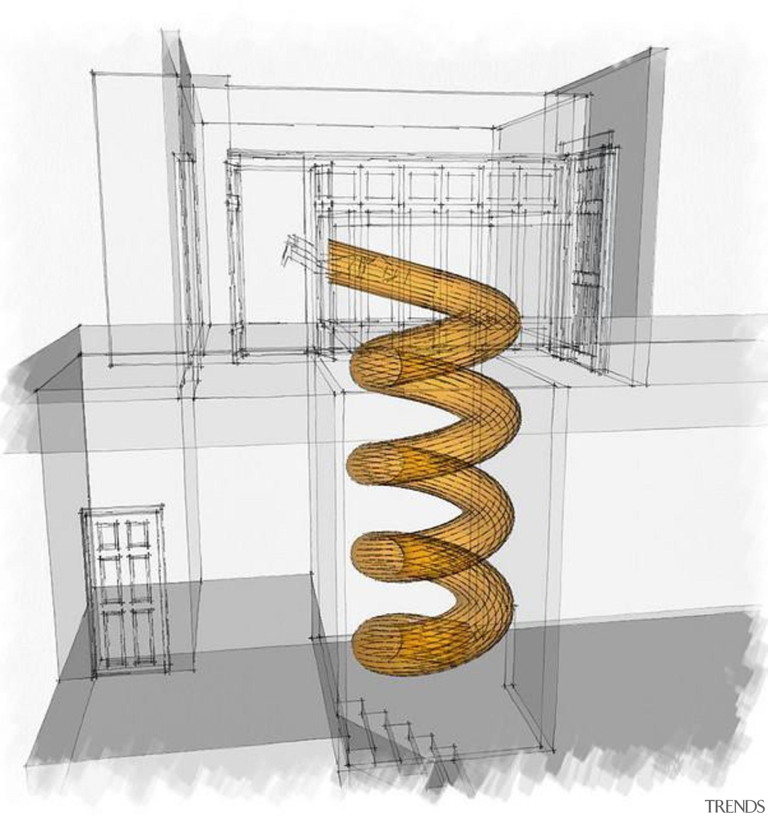 Created by Steve Kuhl of Kuhl Design Build, product design, white