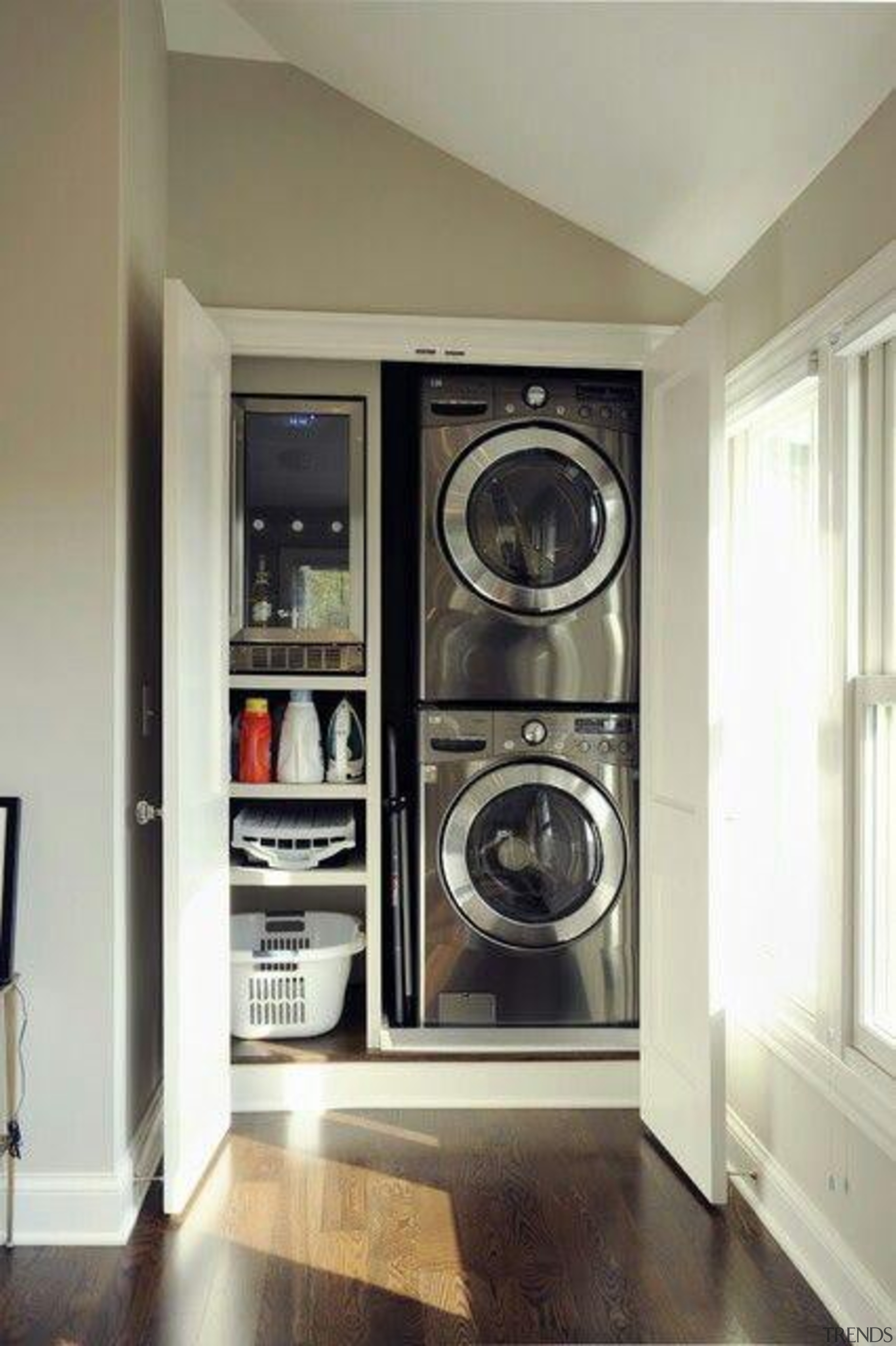 Utilitarian spaces such as laundry rooms and mudrooms home appliance, laundry, laundry room, major appliance, room, washing machine, white