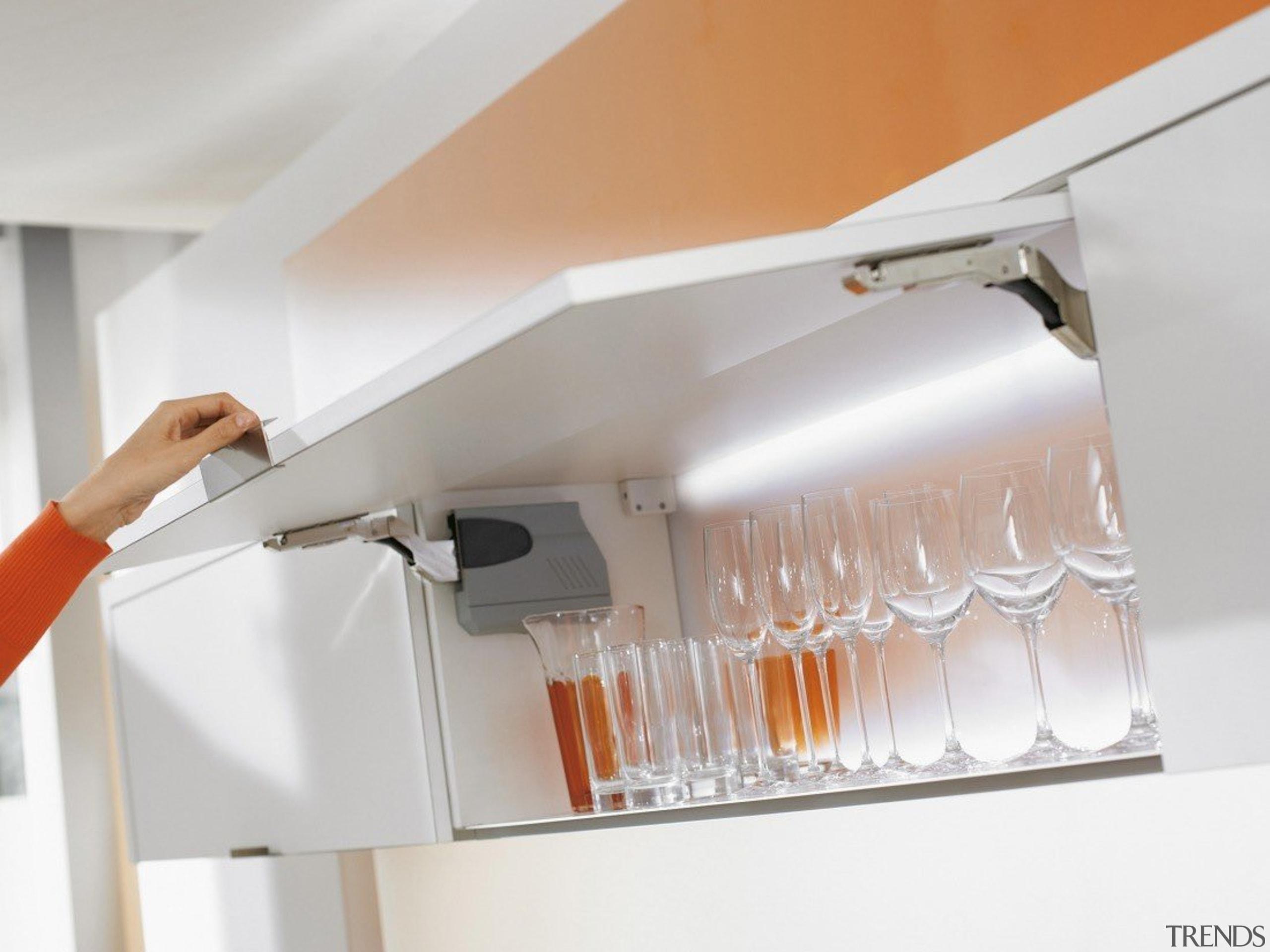 Stay Lift System - AVENTOS HK - furniture furniture, light fixture, lighting, white