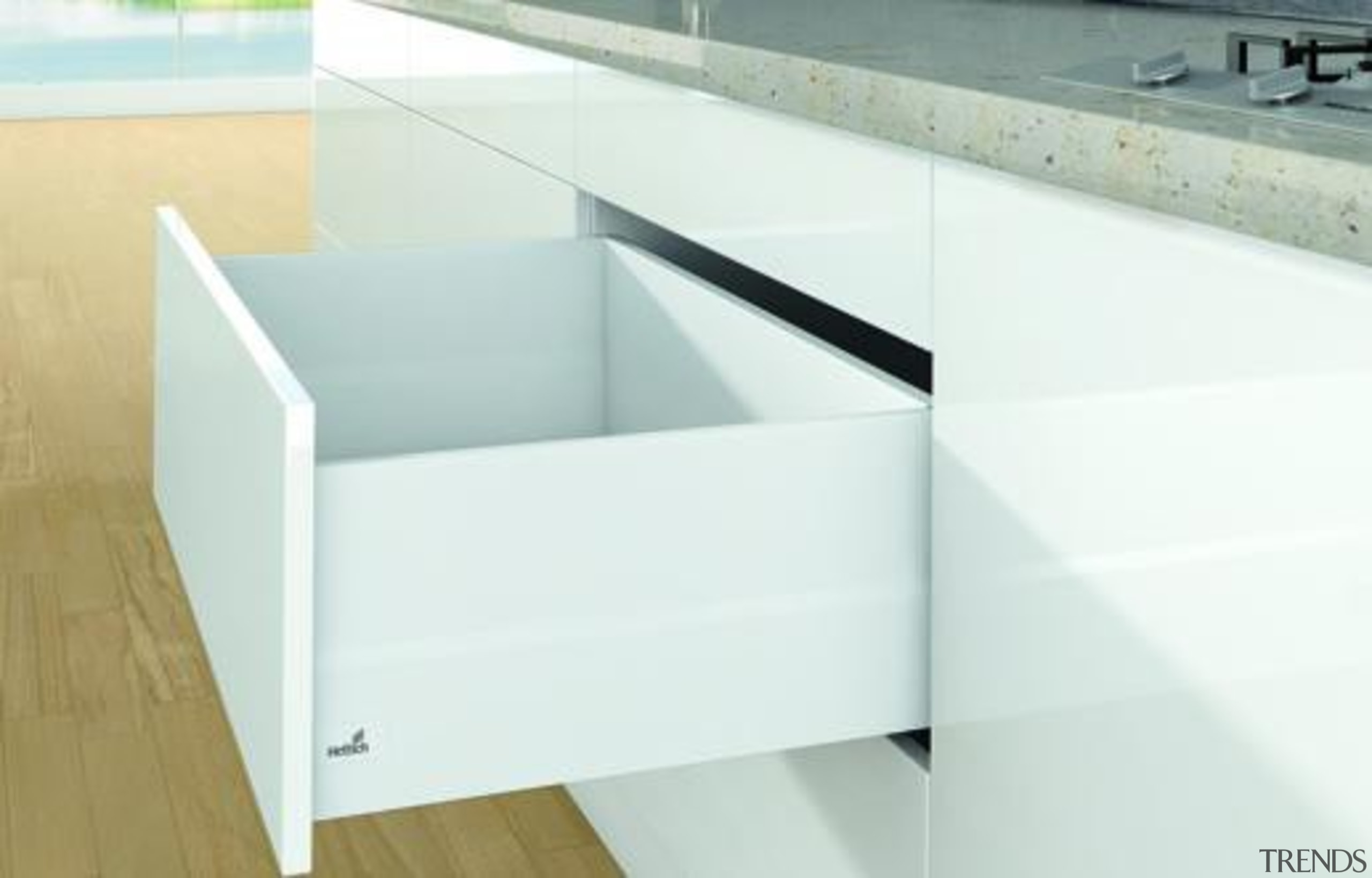 250mm Side Profile - 250mm Side Profile - angle, bathroom sink, drawer, floor, furniture, glass, plumbing fixture, product, product design, sink, table, tap, white