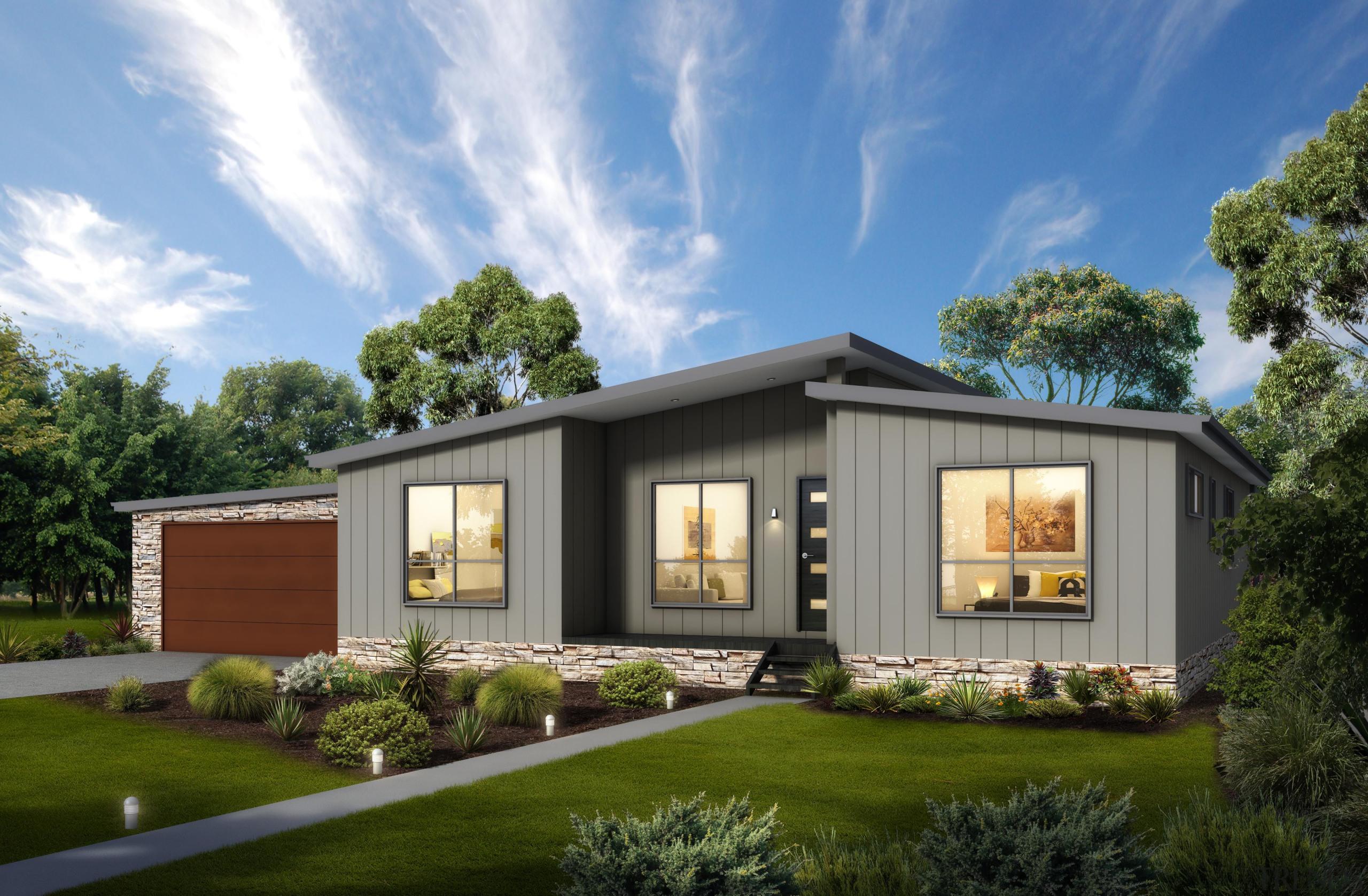12.0 m x 12.0 mBedrooms: 3Bathrooms: 2Home: 139.1 cottage, elevation, estate, facade, farmhouse, home, house, landscape, property, real estate, brown
