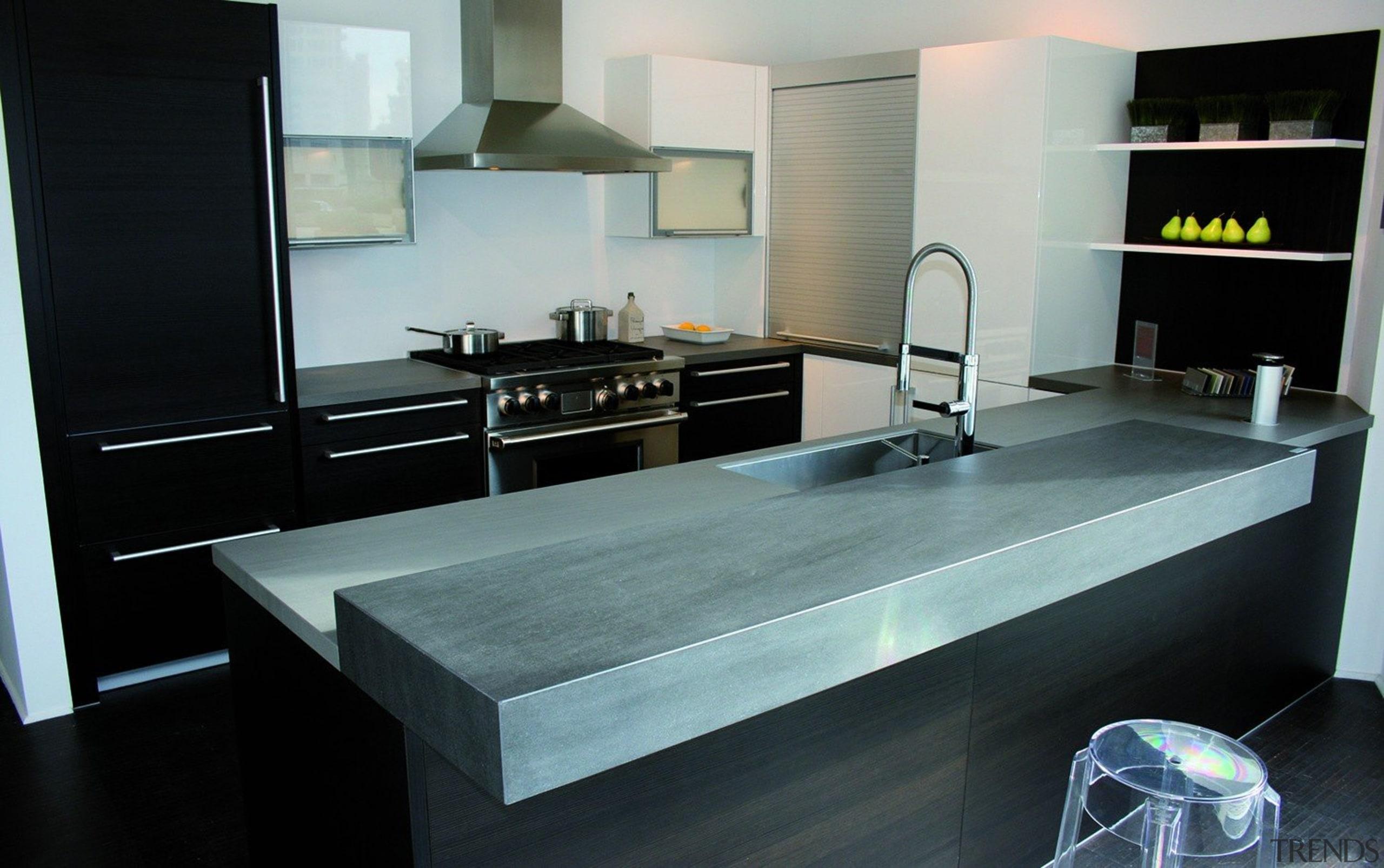 Basalt Grey - Basalt Grey - countertop | countertop, floor, interior design, kitchen, product design, room, black, gray