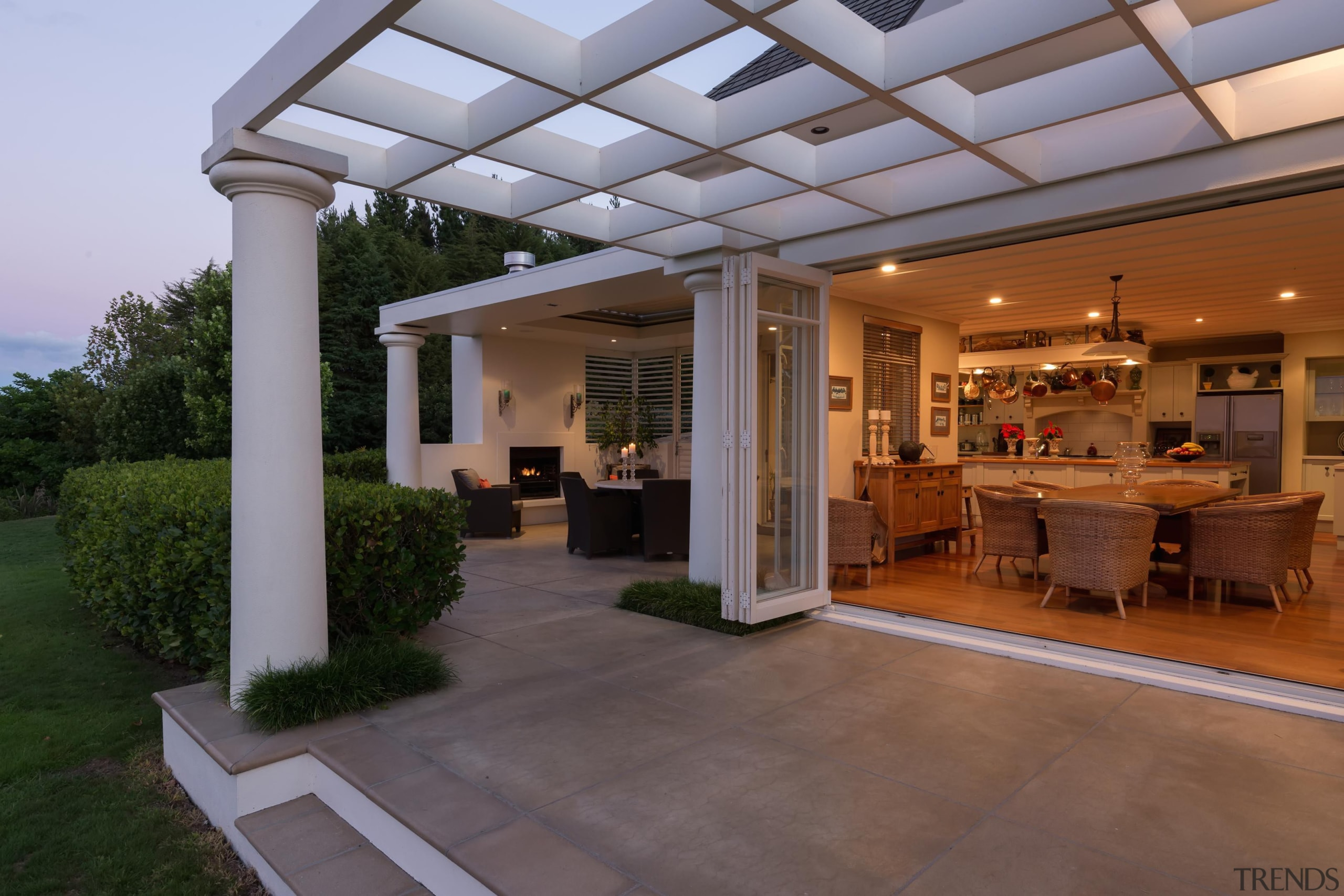Whitford 7 - estate | floor | flooring estate, floor, flooring, home, outdoor structure, patio, property, real estate, roof, gray, brown