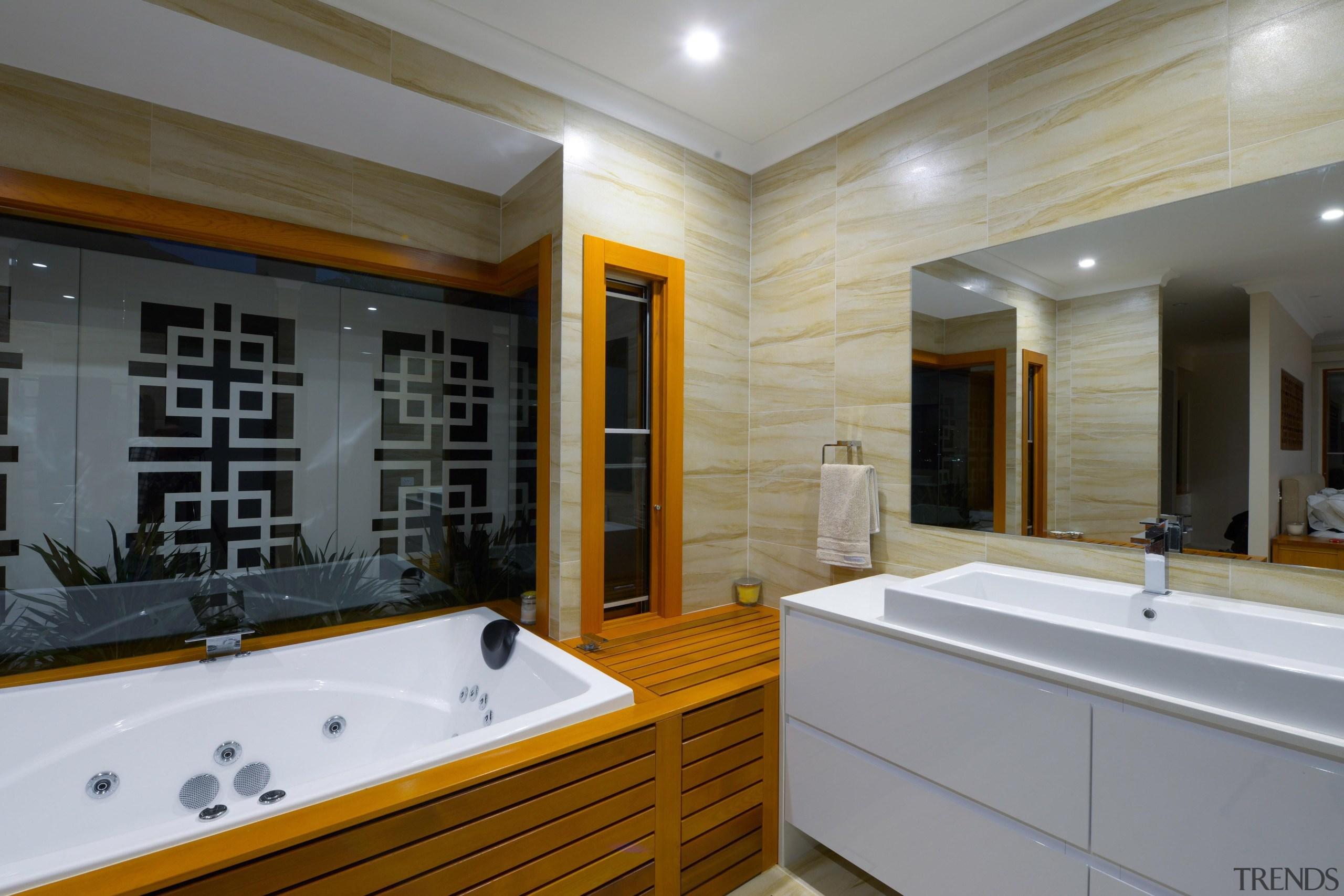 Winner Bathroom Design of the Year 2013 Hunter bathroom, bathtub, ceiling, estate, home, interior design, property, real estate, room, gray