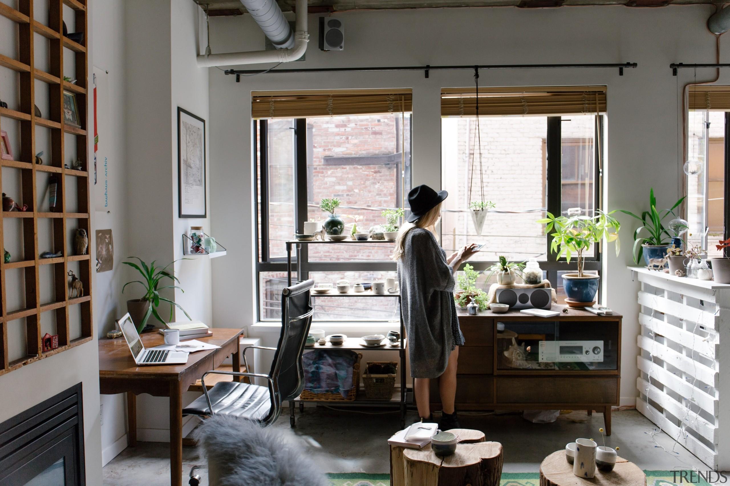 Bench Accounting – Unsplash - furniture   interior furniture, interior design, shelving, window, gray, black