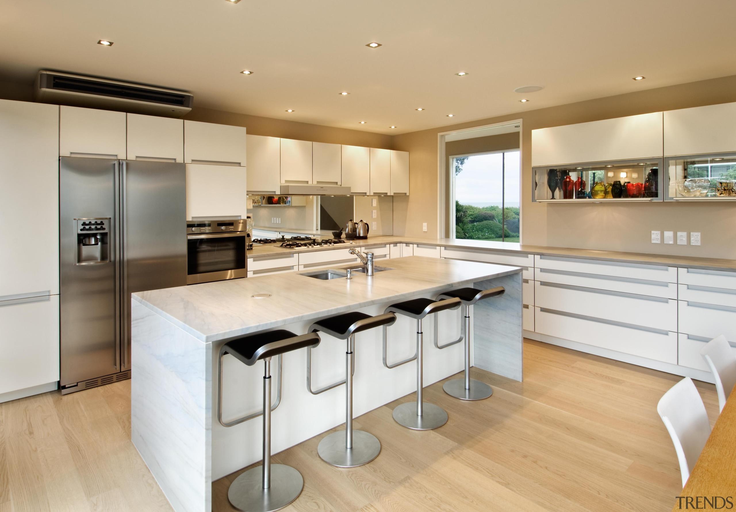 Paraparaumu Kitchen - Paraparaumu Kitchen - cabinetry | cabinetry, countertop, cuisine classique, interior design, kitchen, real estate, orange, gray