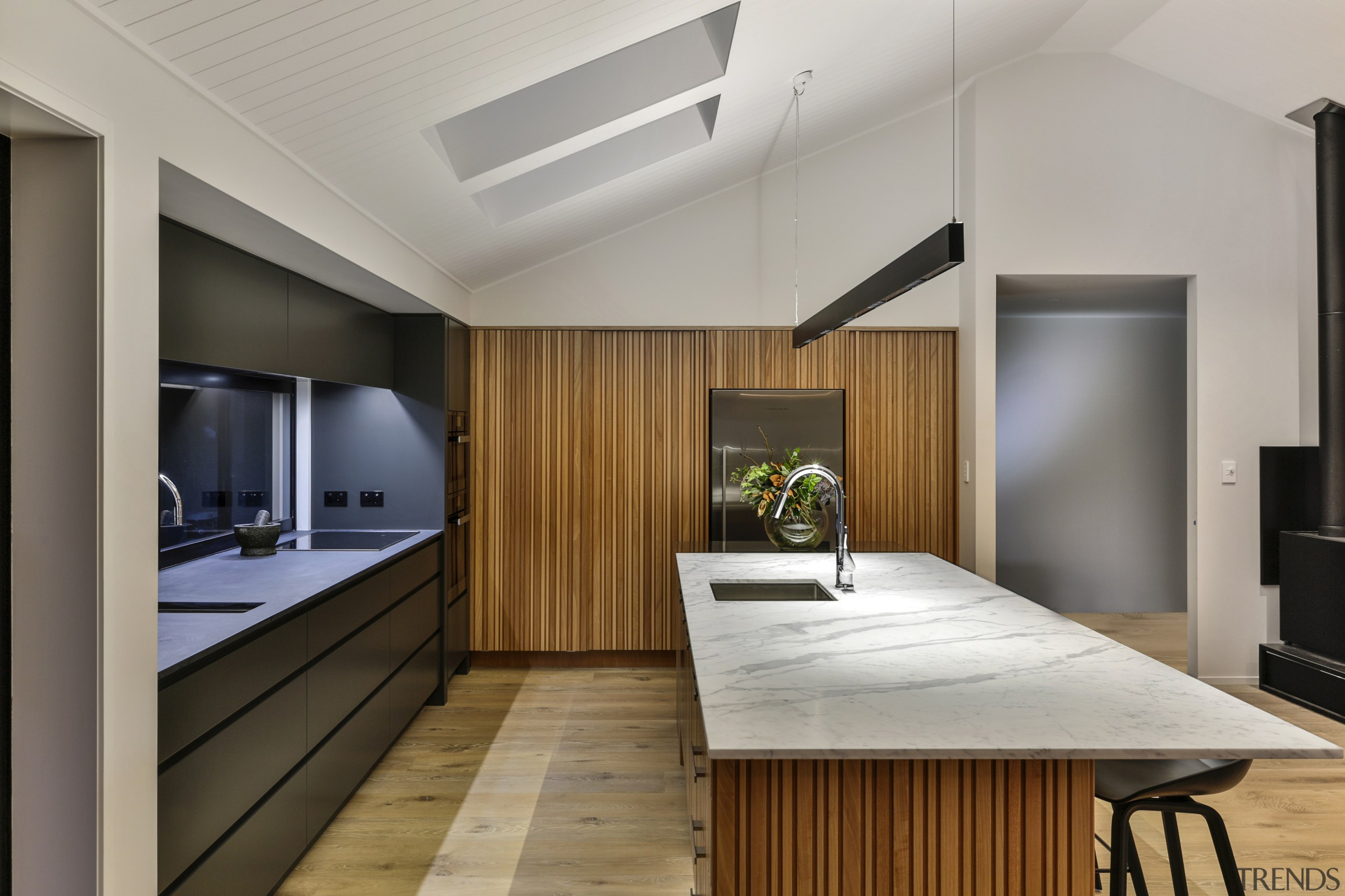 Half Moon Bay - architecture | ceiling | architecture, ceiling, interior design, real estate, room, gray