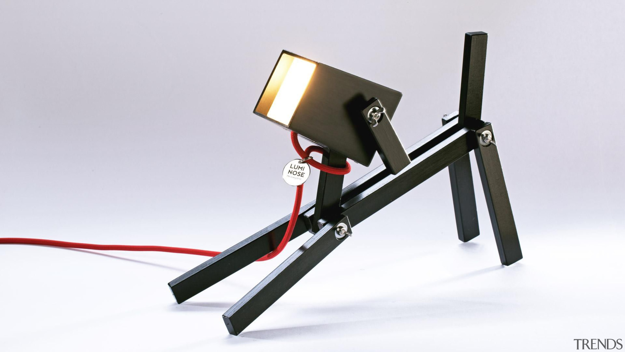 Luminose is a new project by Budapest-based designers camera accessory, product, product design, technology, white
