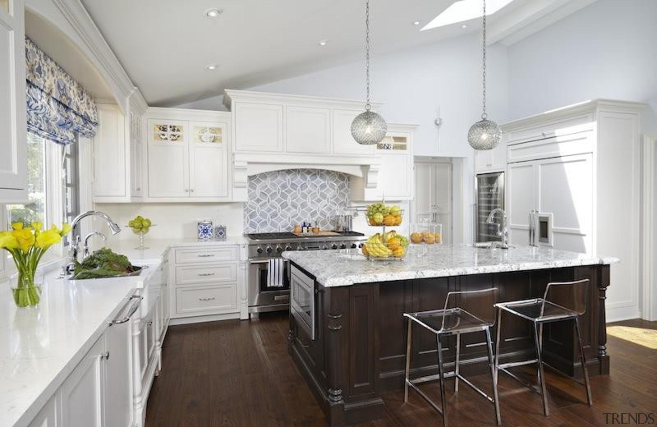 Kitchen Design - Kitchen Design - cabinetry | cabinetry, ceiling, countertop, cuisine classique, floor, home, interior design, kitchen, real estate, room, wood flooring, white, gray
