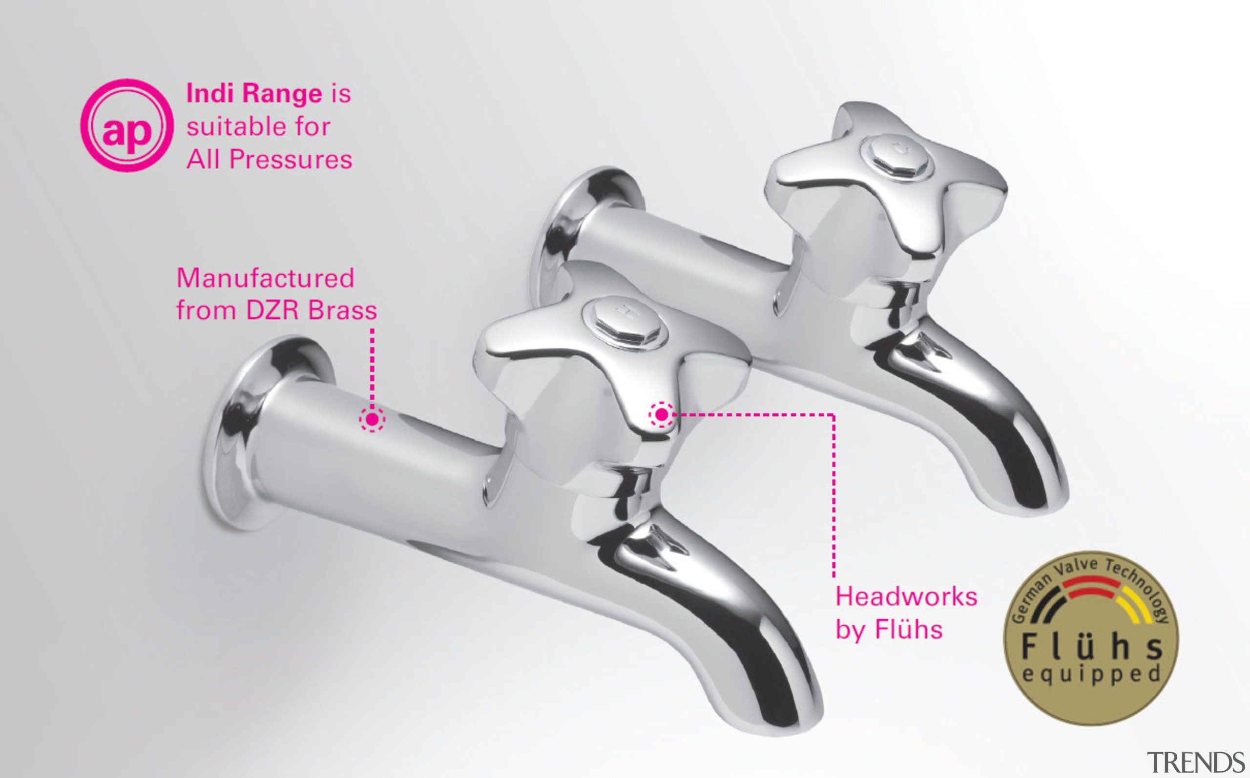 Timeless, yet modern – the Felton Indi range font, hardware, plumbing fixture, product, product design, tap, white