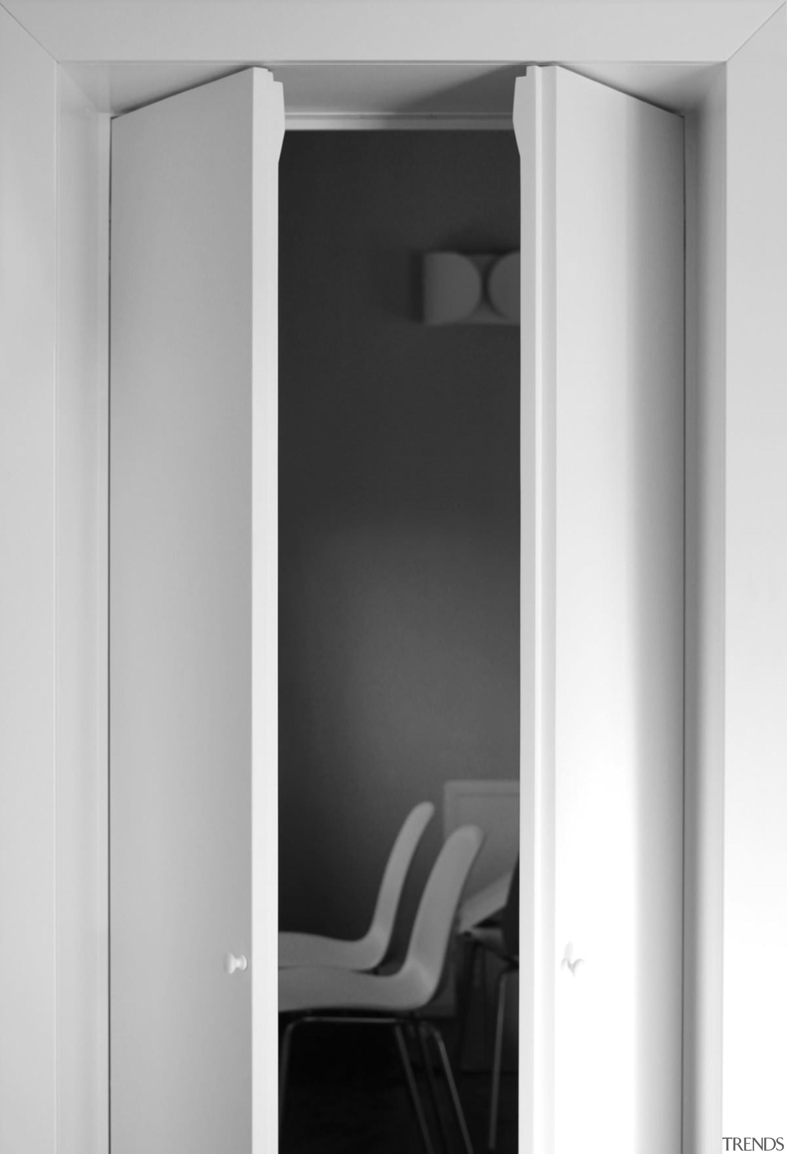Architect: Tisselli Studio ArchitettiPhotography by Filippo Tisselli angle, bathroom accessory, black and white, monochrome, product, product design, white