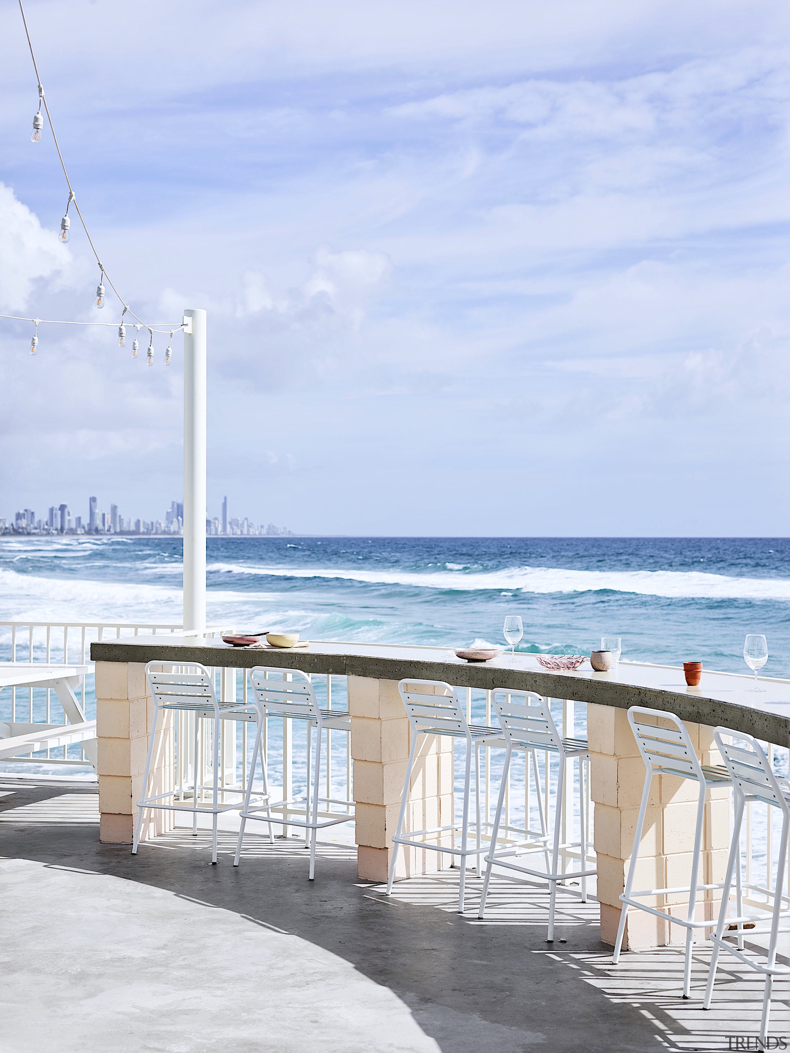 I cover the waterfront – Burleigh Pavilion has