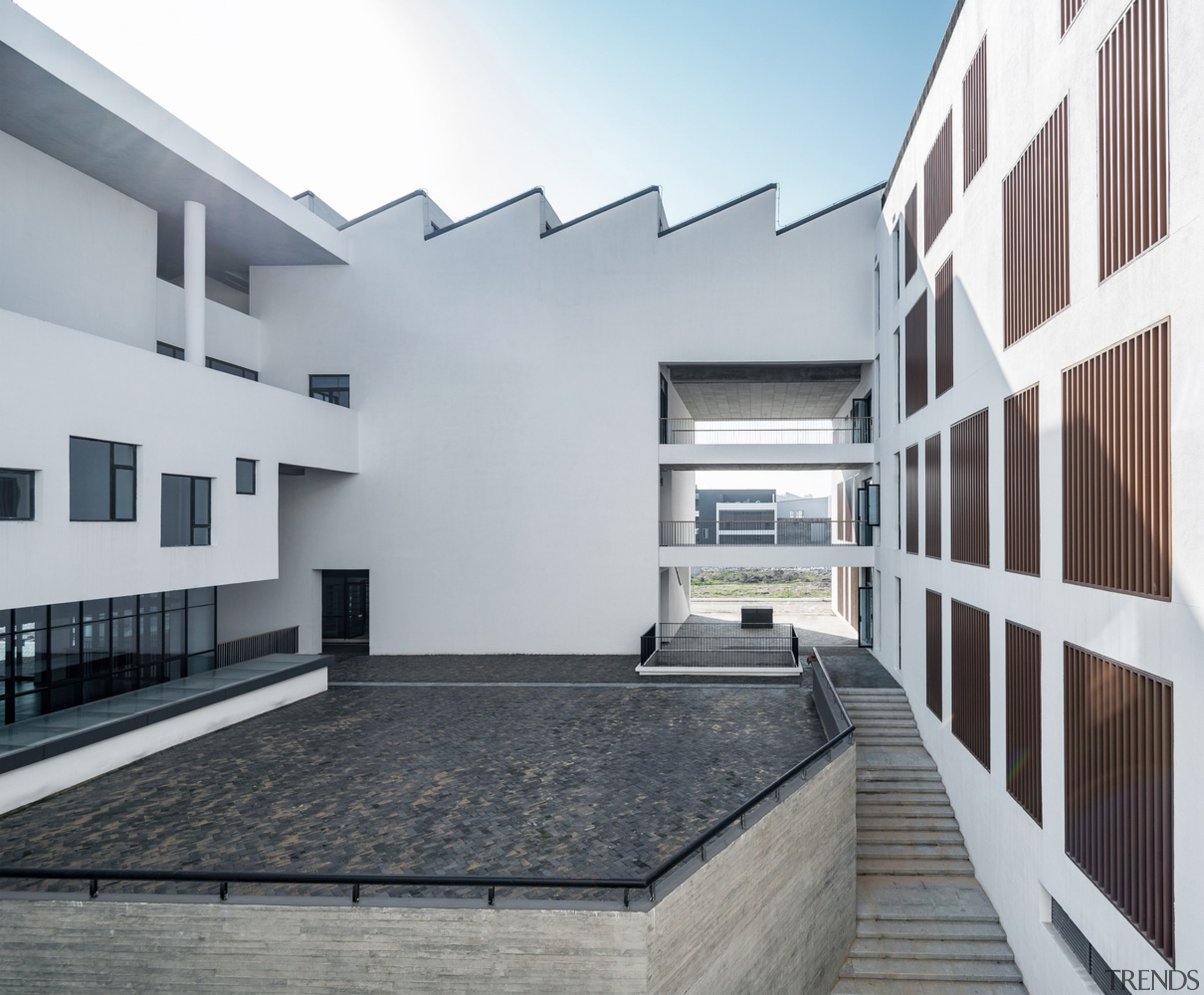 Gallery 9 - apartment | architecture | building apartment, architecture, building, condominium, daylighting, estate, facade, home, house, property, real estate, residential area, roof, window, gray, white