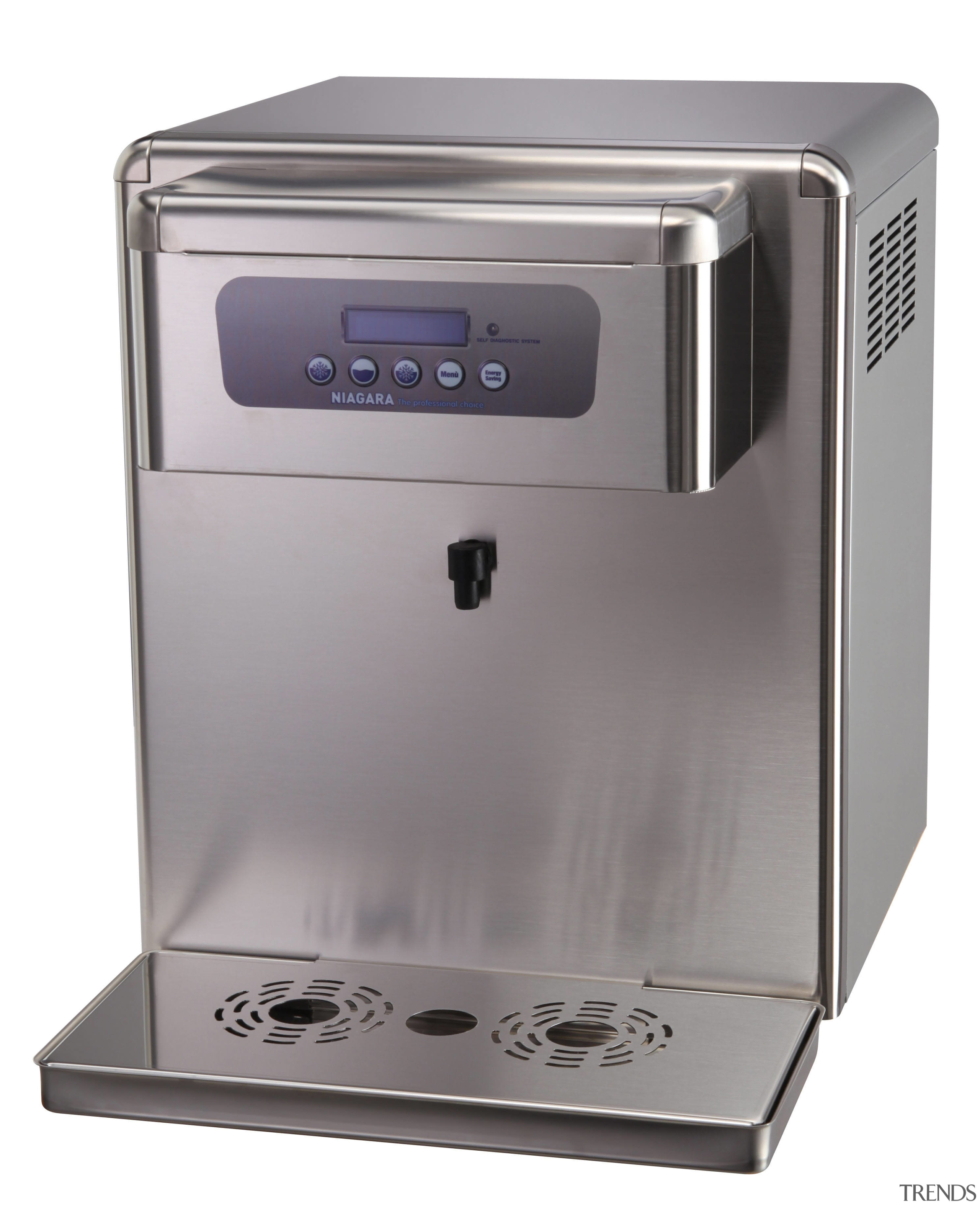 All Cosmetal products from Merquip offer the optional coffeemaker, home appliance, kitchen appliance, product, product design, small appliance, gray, white