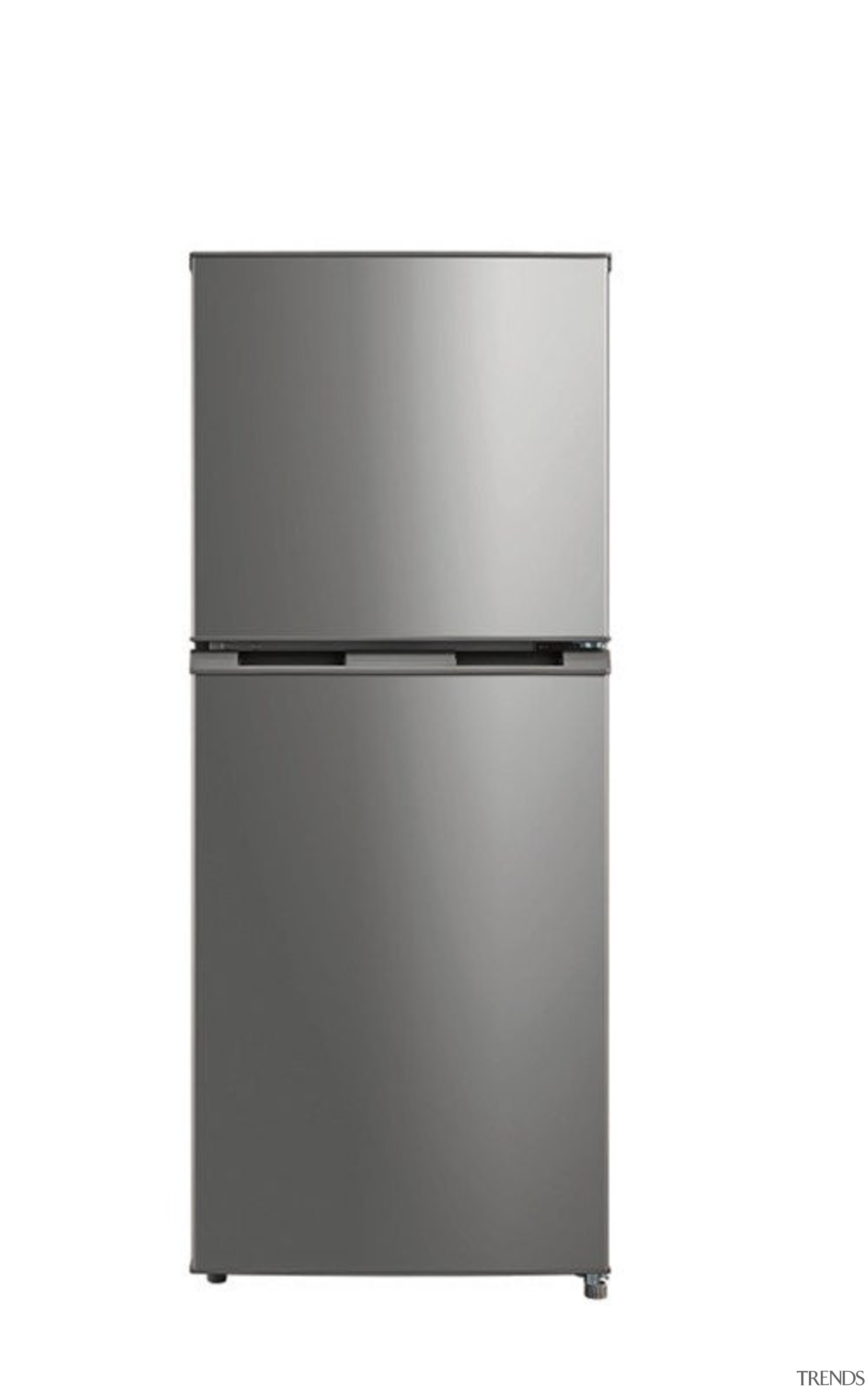 207L Top Mount Fridge FreezerCapacity (Gross): 207LFrost Free, home appliance, kitchen appliance, major appliance, product, product design, refrigerator, white, gray