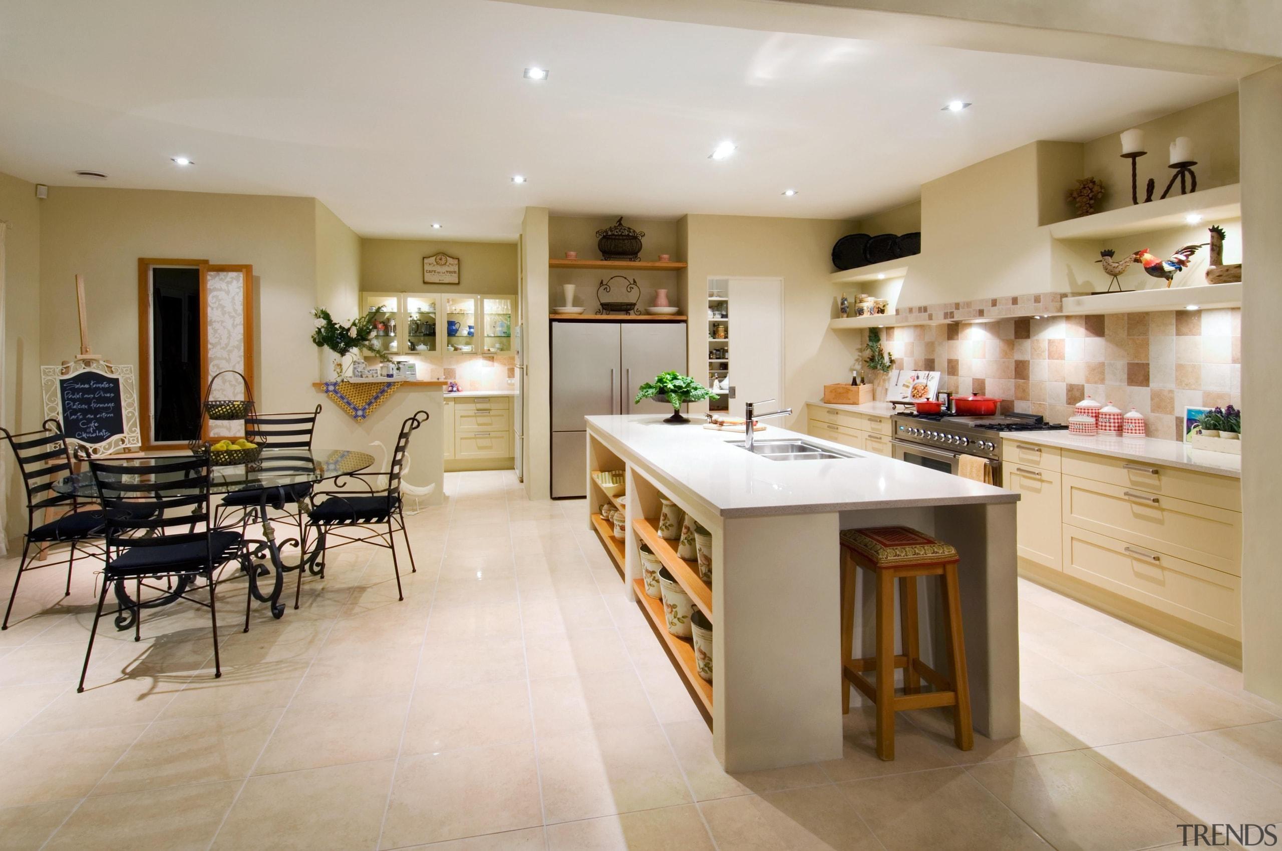 140 mahoenui 10 - Mahoenui 10 - countertop countertop, cuisine classique, interior design, kitchen, room, gray, brown