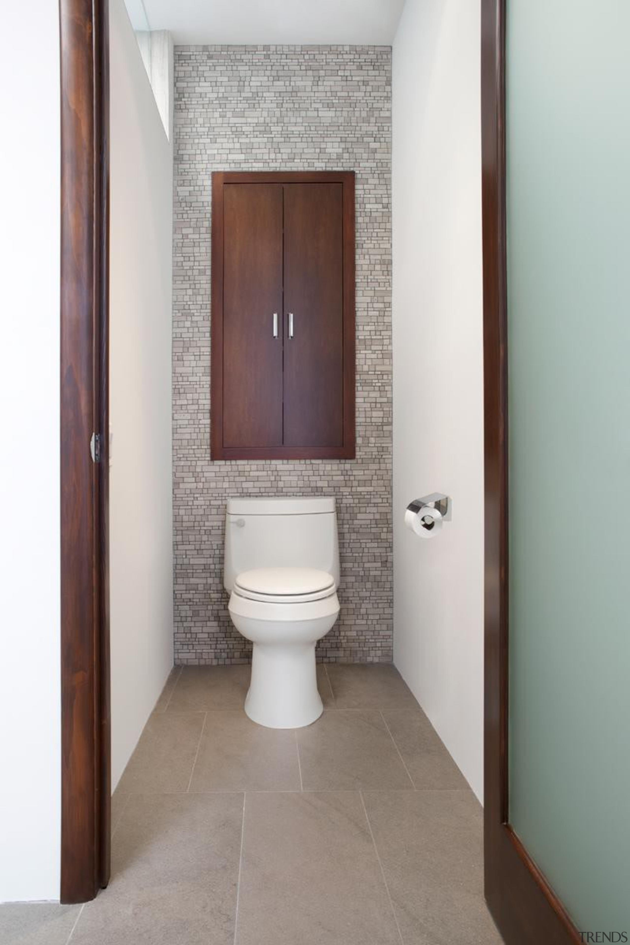 Tollet Room - Tollet Room - bathroom   bathroom, bathroom accessory, floor, plumbing fixture, room, toilet, gray