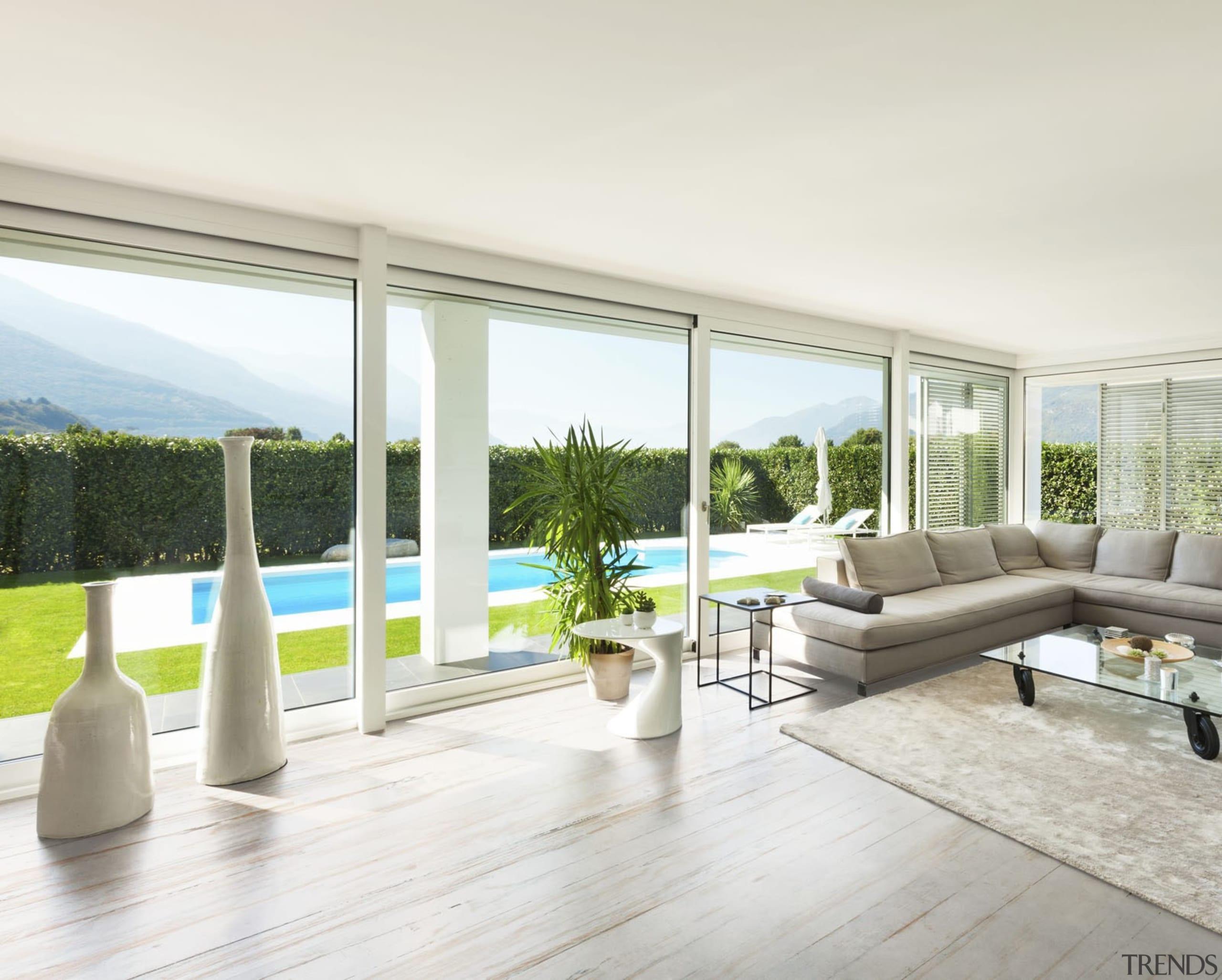 Dekton Makai Zemin - Dekton Makai Zemin - floor, flooring, house, interior design, living room, property, real estate, window, white
