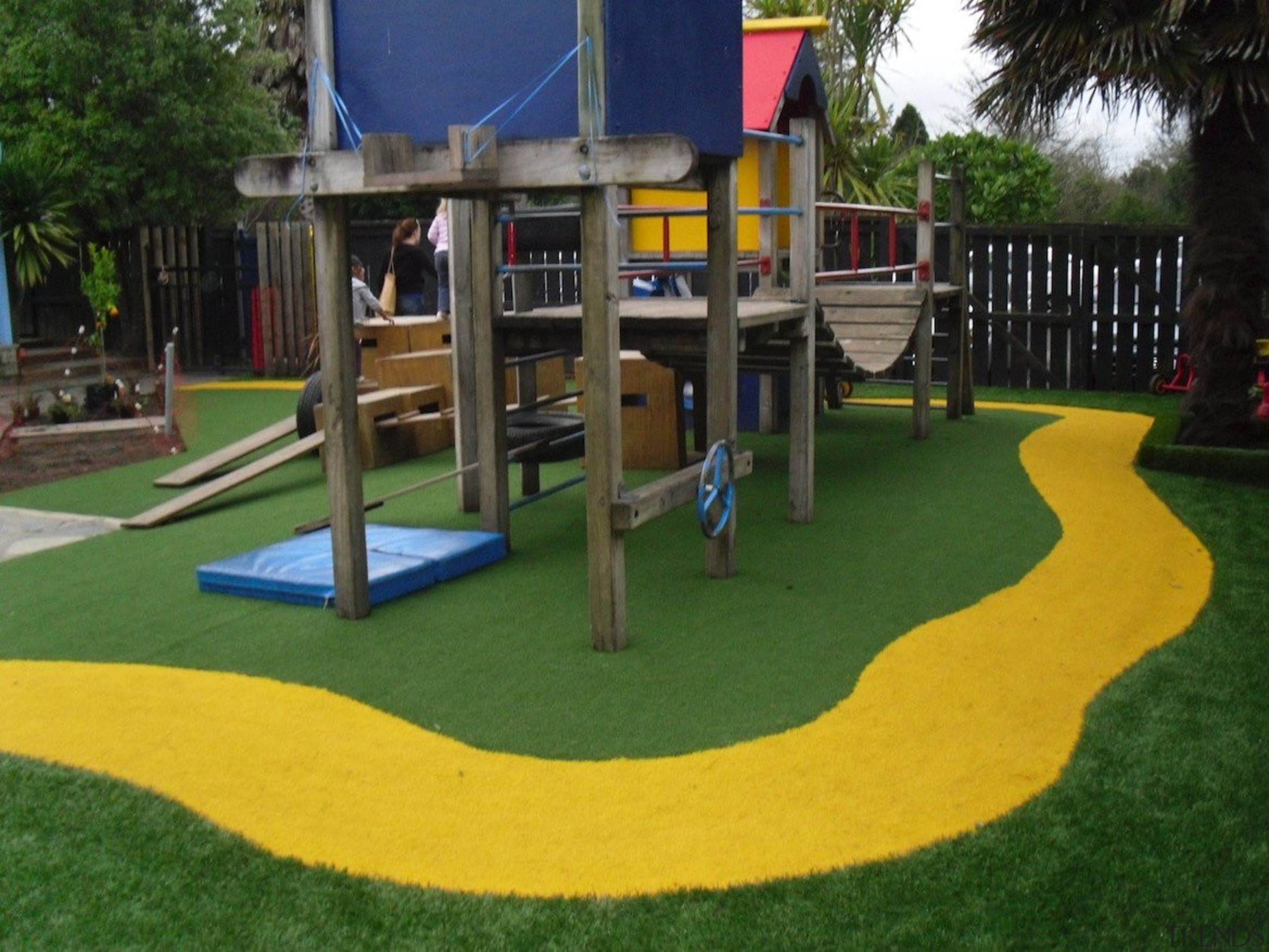 Pre-school, primary & seconday education - Pre-school, primary chute, grass, lawn, leisure, miniature golf, outdoor play equipment, plant, play, playground, public space, recreation, green