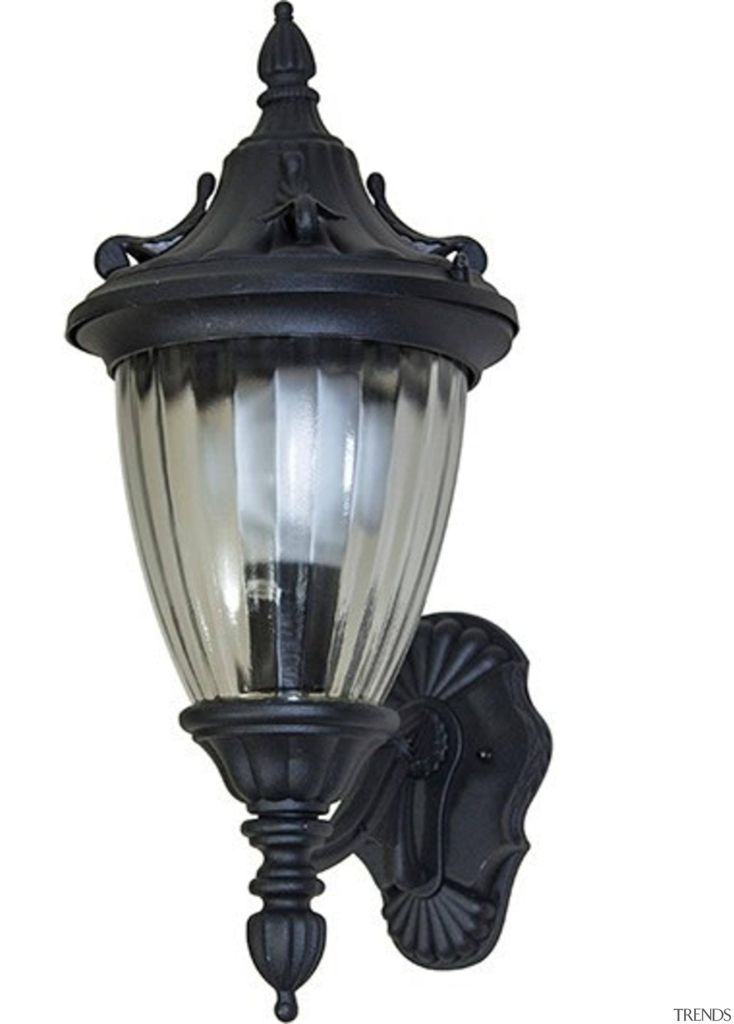 FeaturesA classic larger style exterior lantern.  Powder ceiling fixture, light fixture, lighting, white