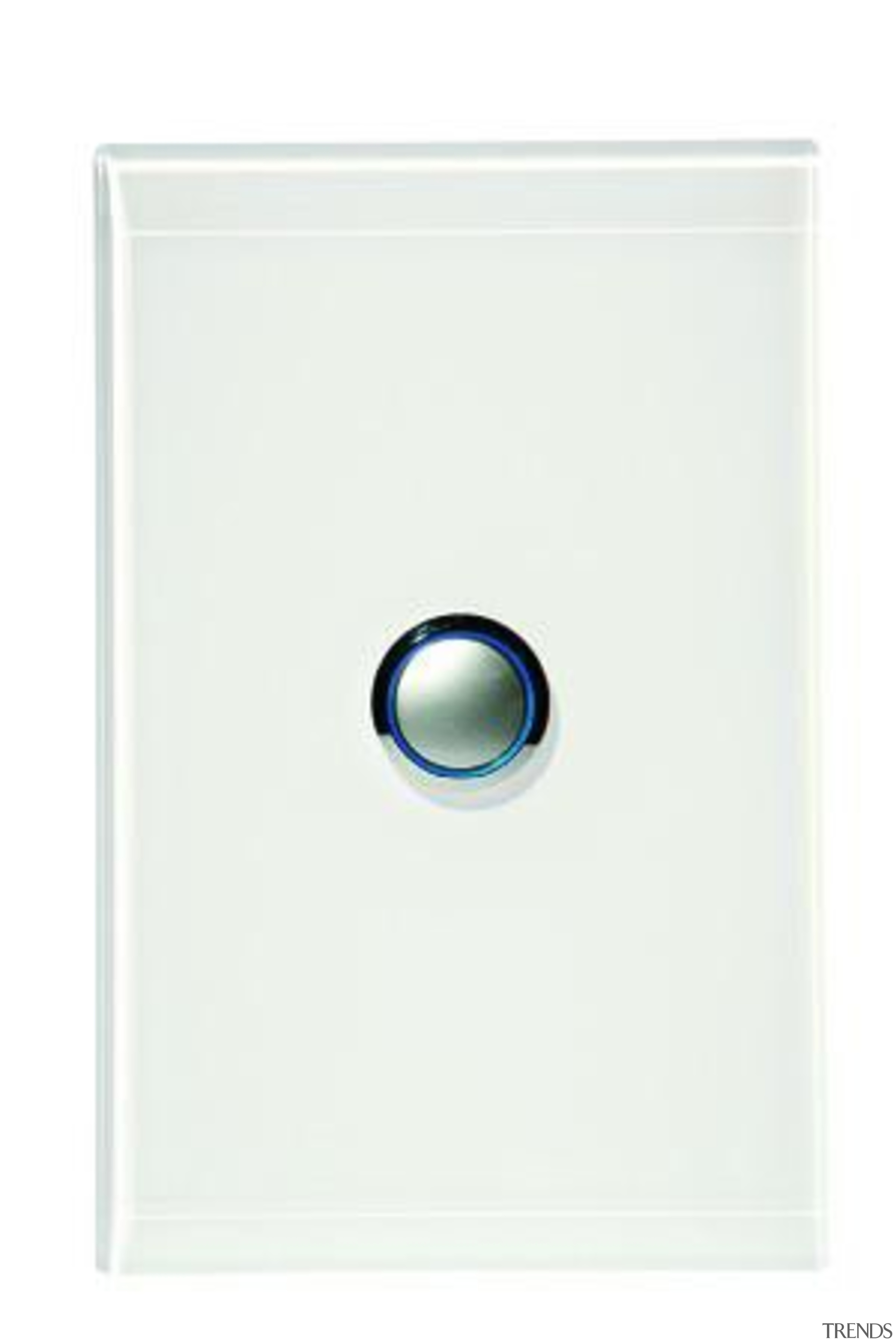 Saturn 250V single light switch Pure Whitelight switches product, white