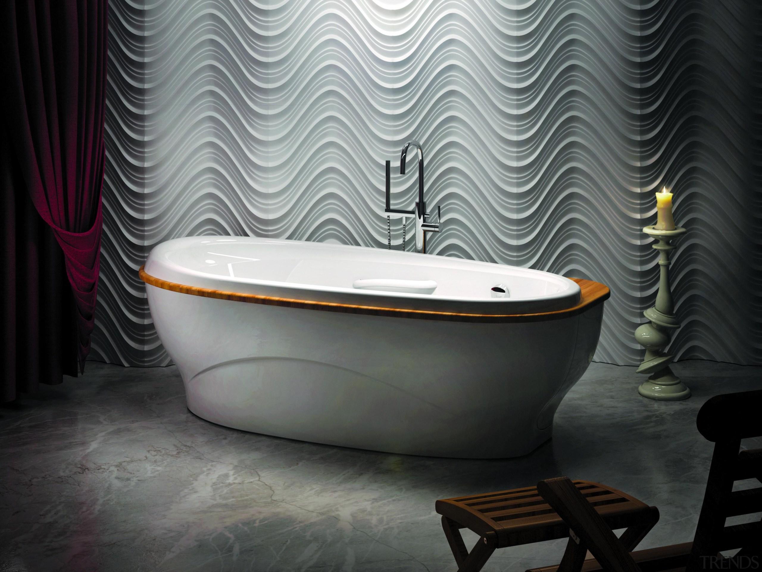 ayoura 7838 fs hr.jpg - ayoura_7838_fs_hr.jpg - bathroom bathroom, bathtub, ceramic, floor, interior design, plumbing fixture, product, product design, toilet seat, wall, black, gray