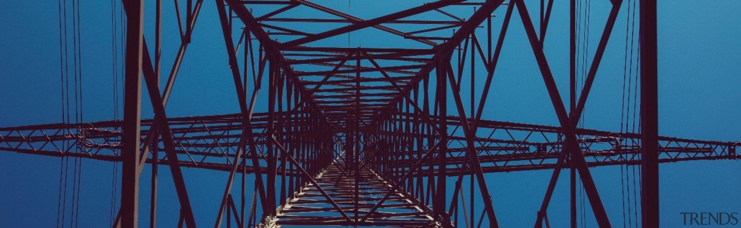 Markus spiske Y8 R6 97 6 Ps unsplash bridge, girder bridge, nonbuilding structure, steel, truss bridge, blue, teal