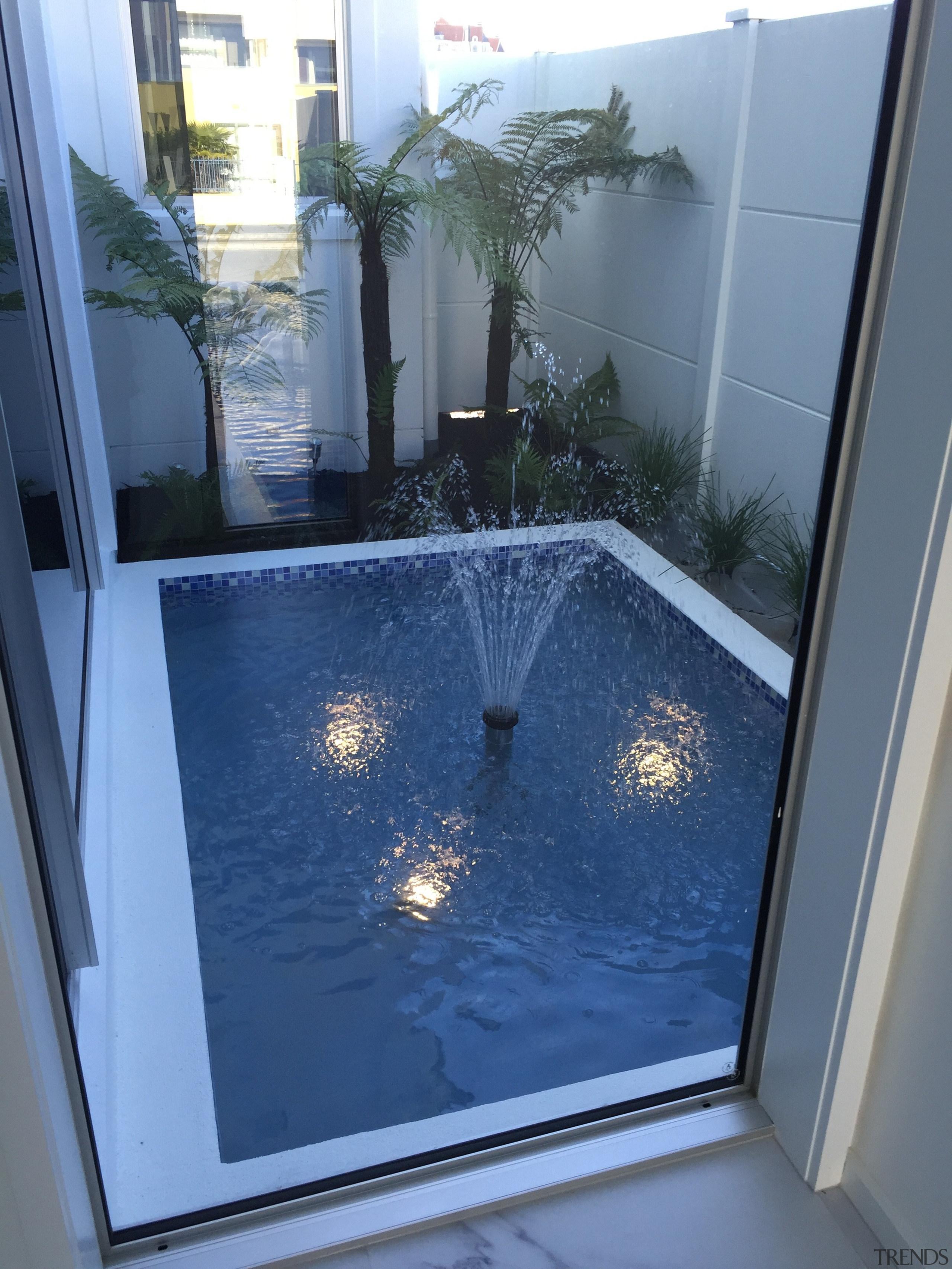 IMG 4 - glass   property   swimming glass, property, swimming pool, water, window, blue