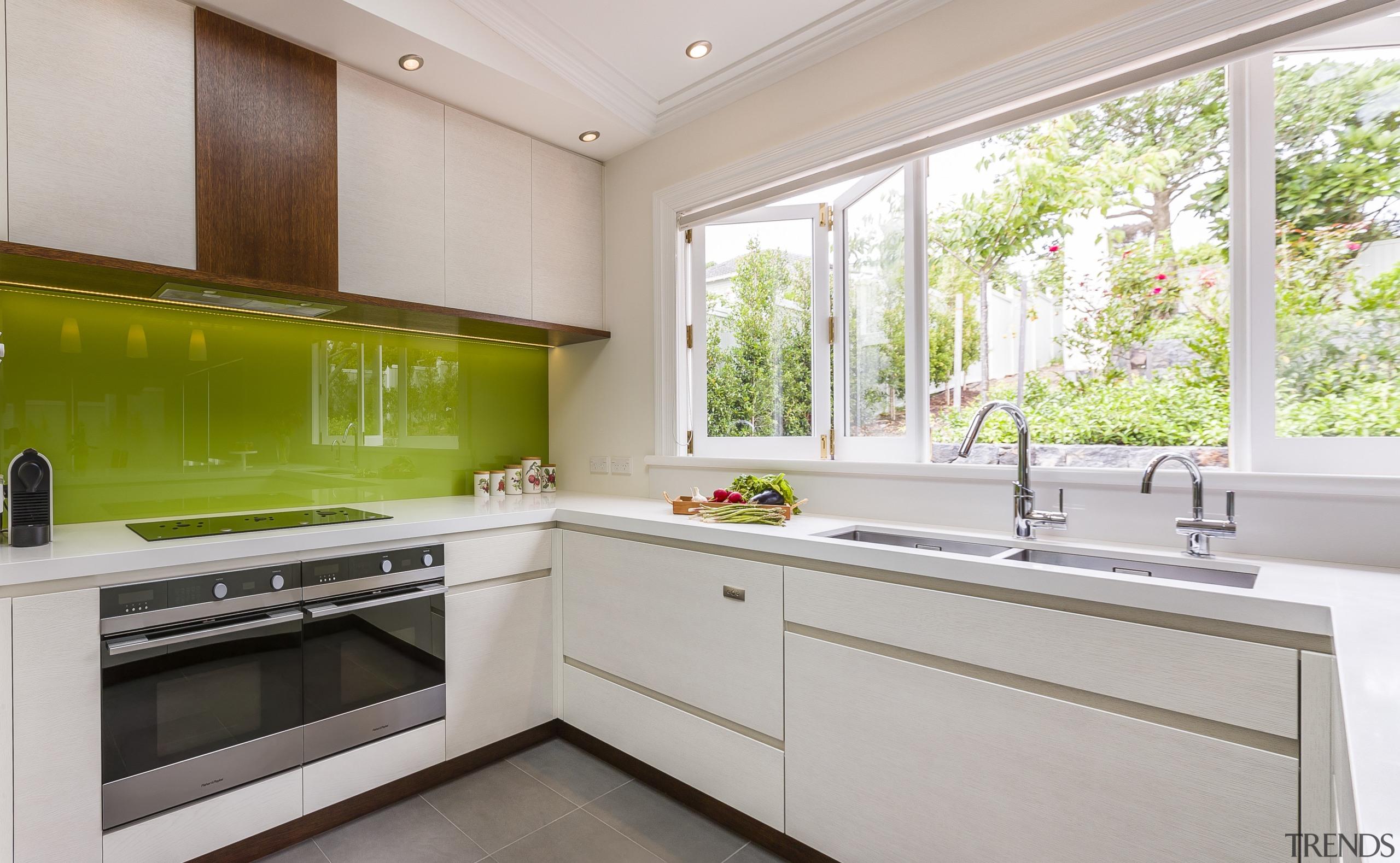 Multifuction oven - Multifuction oven - countertop   countertop, cuisine classique, interior design, kitchen, property, real estate, window, gray