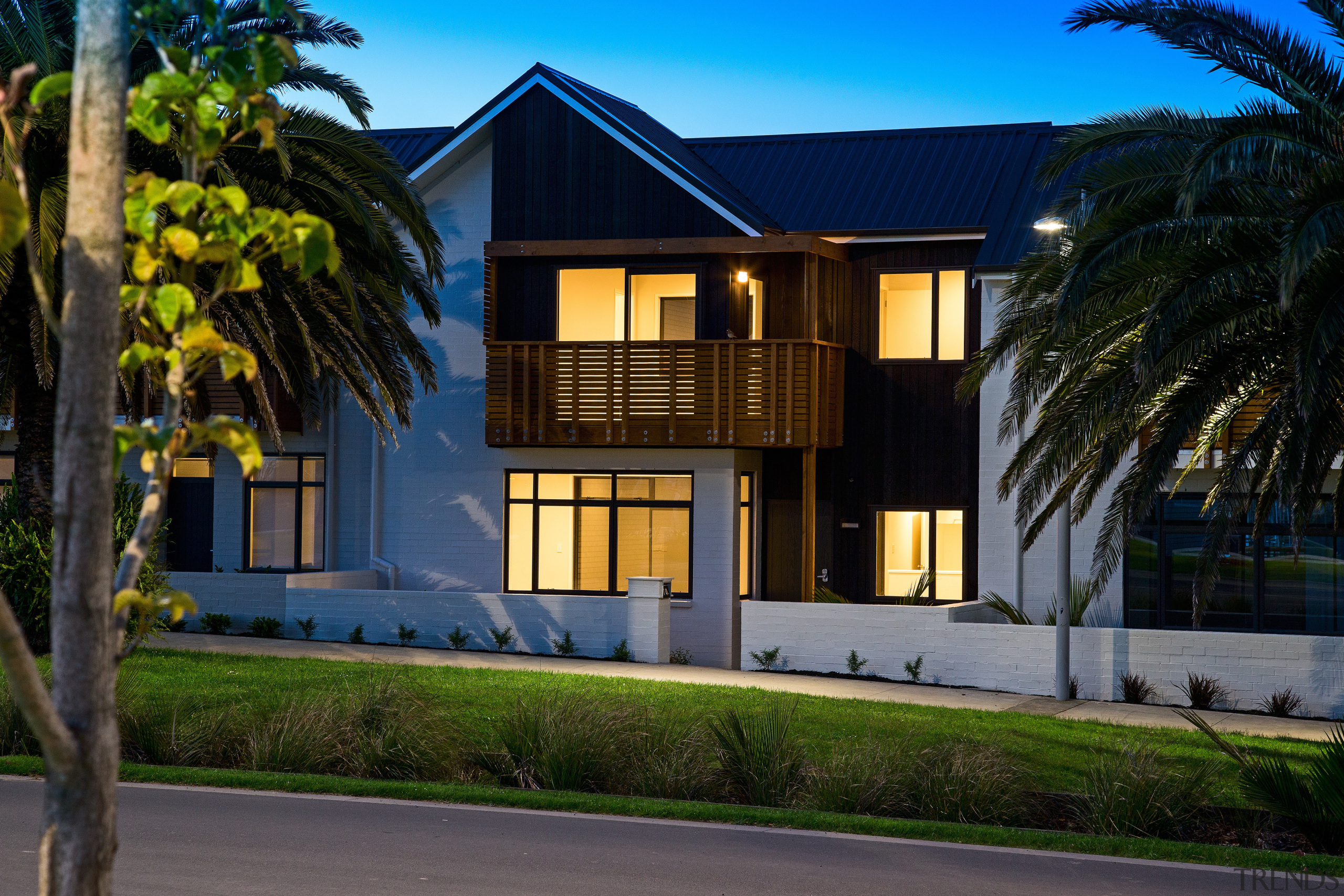 Earcon Acoustics works with developers to ensure new building, estate, facade, home, house, property, real estate, villa, black