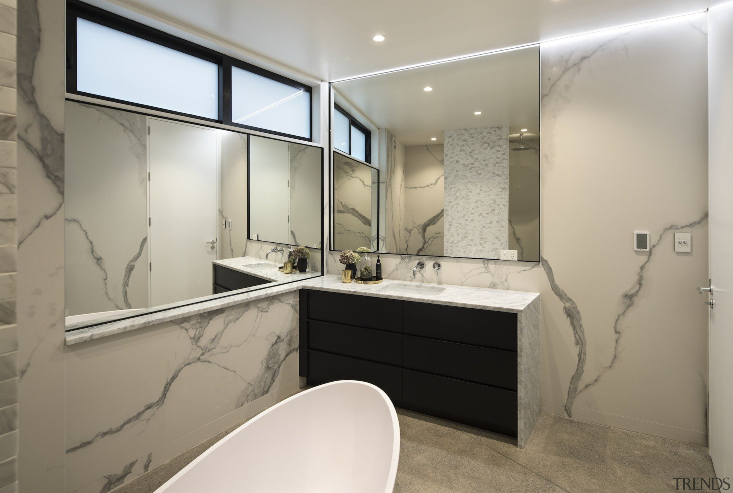 See more from Matter Architects - Matter Architects bathroom, interior design, real estate, room, gray