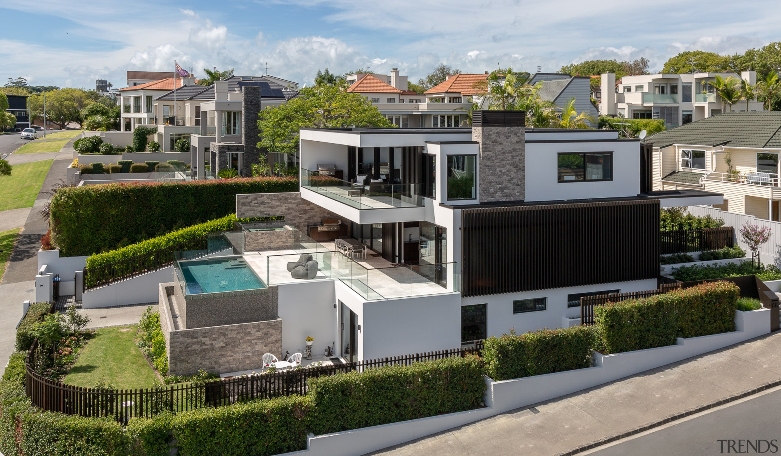 Jessop Architects – Runner-up – 2019 TIDA Homes apartment, architecture, building, design, estate, facade, home, house, mansion, mixed-use, neighbourhood, project, property, real estate, residential area, roof, suburb, urban design, villa, gray