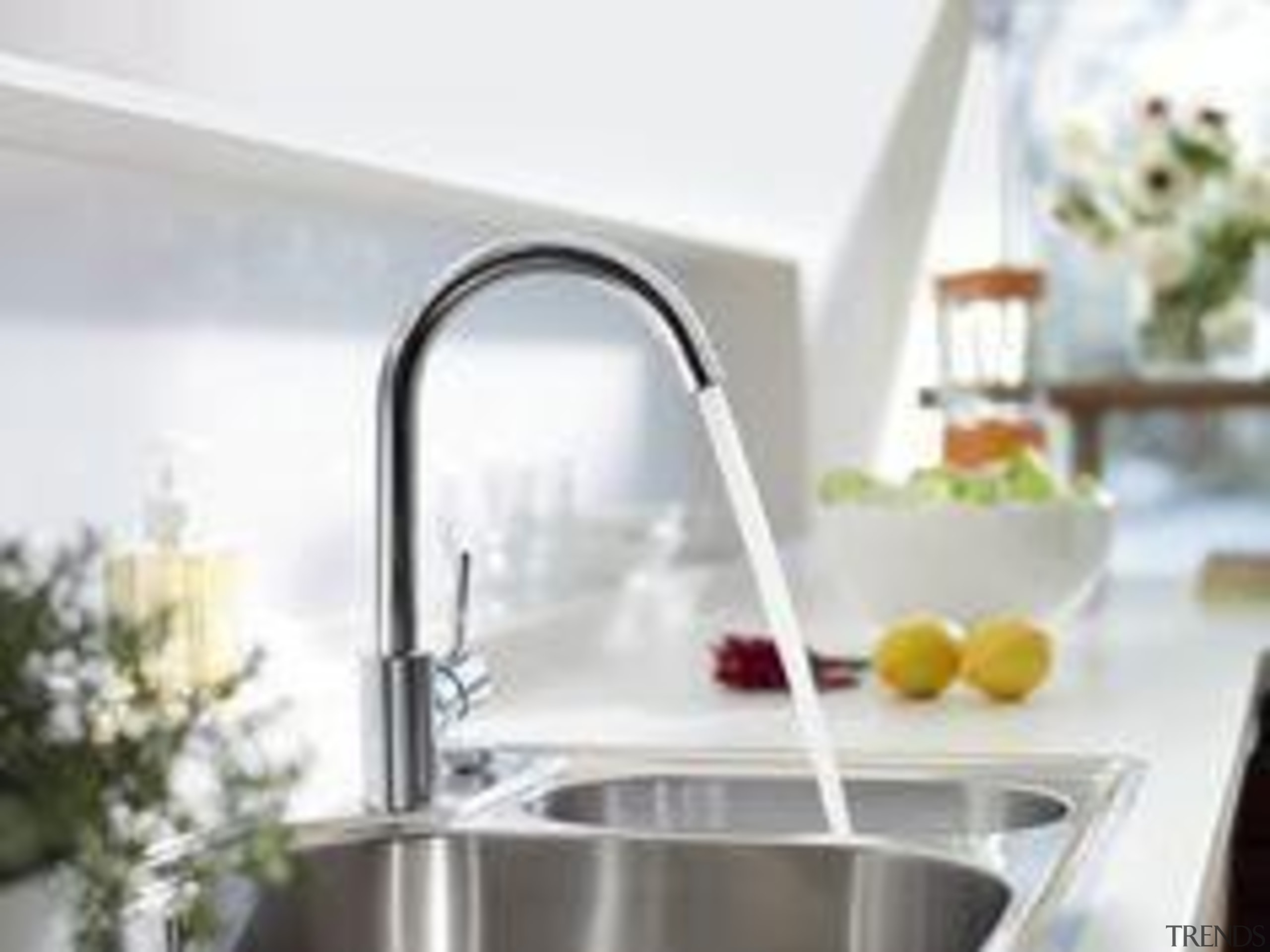 Hansgrohe Talis S2 Kitchen Mixer - My Dream interior design, kitchen, plumbing fixture, product design, sink, small appliance, tap, white