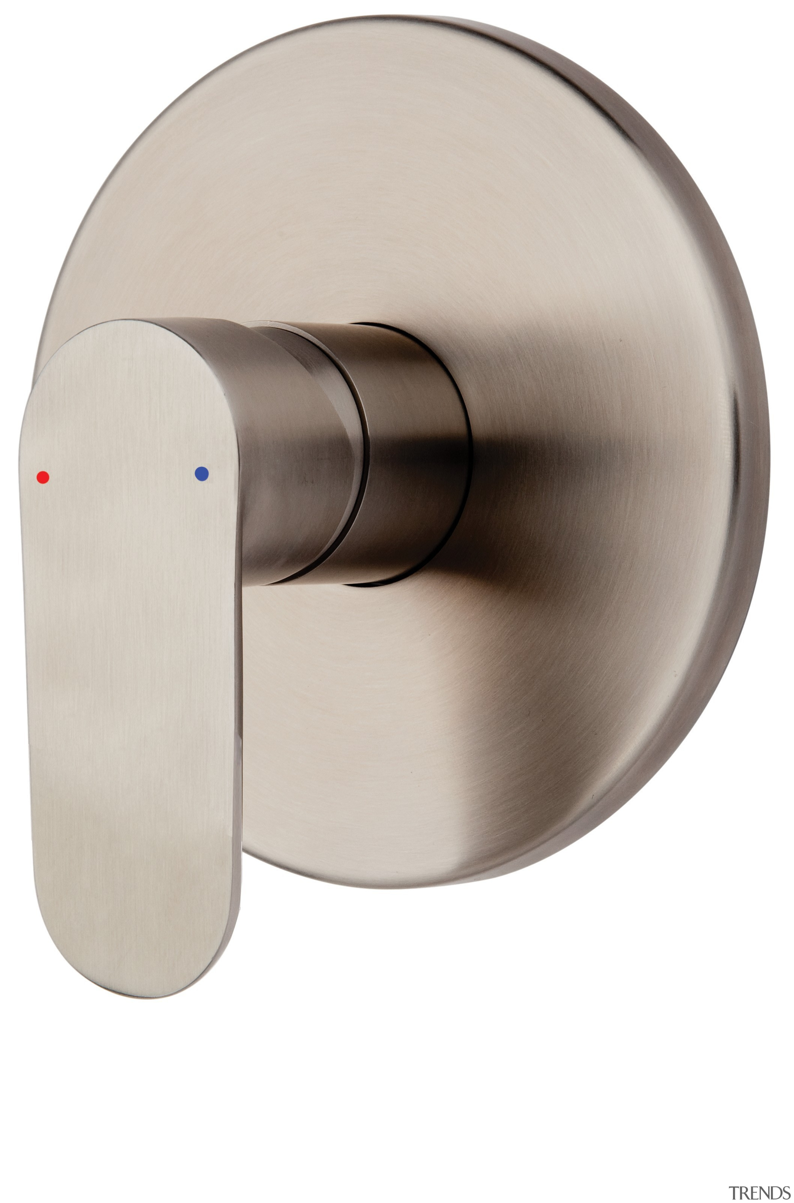 Purity Emotion Shower Mixer PUR030 - Purity Emotion hardware, product design, white