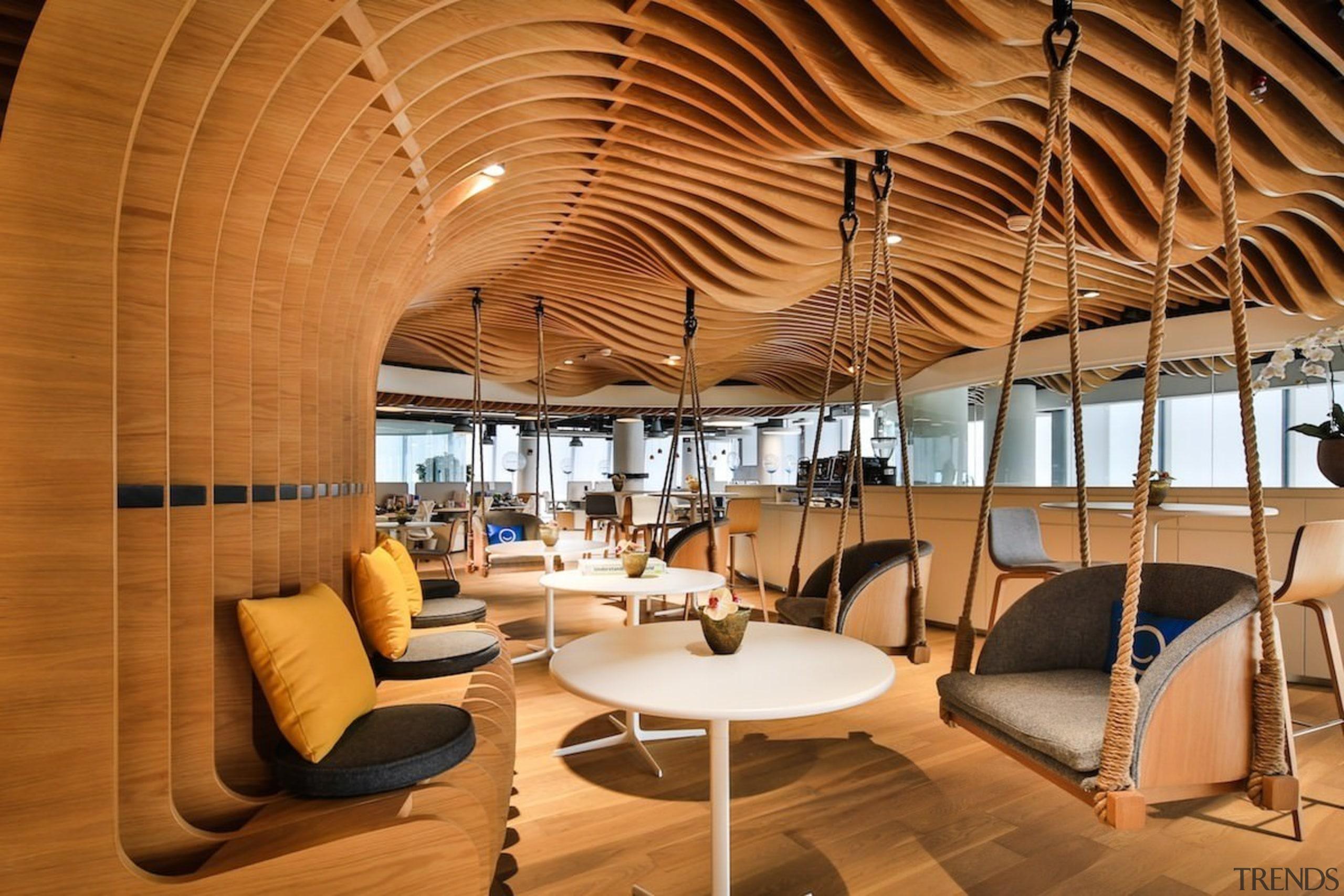 Smart Dubai - Smart Dubai - architecture | architecture, ceiling, interior design, lobby, brown, orange