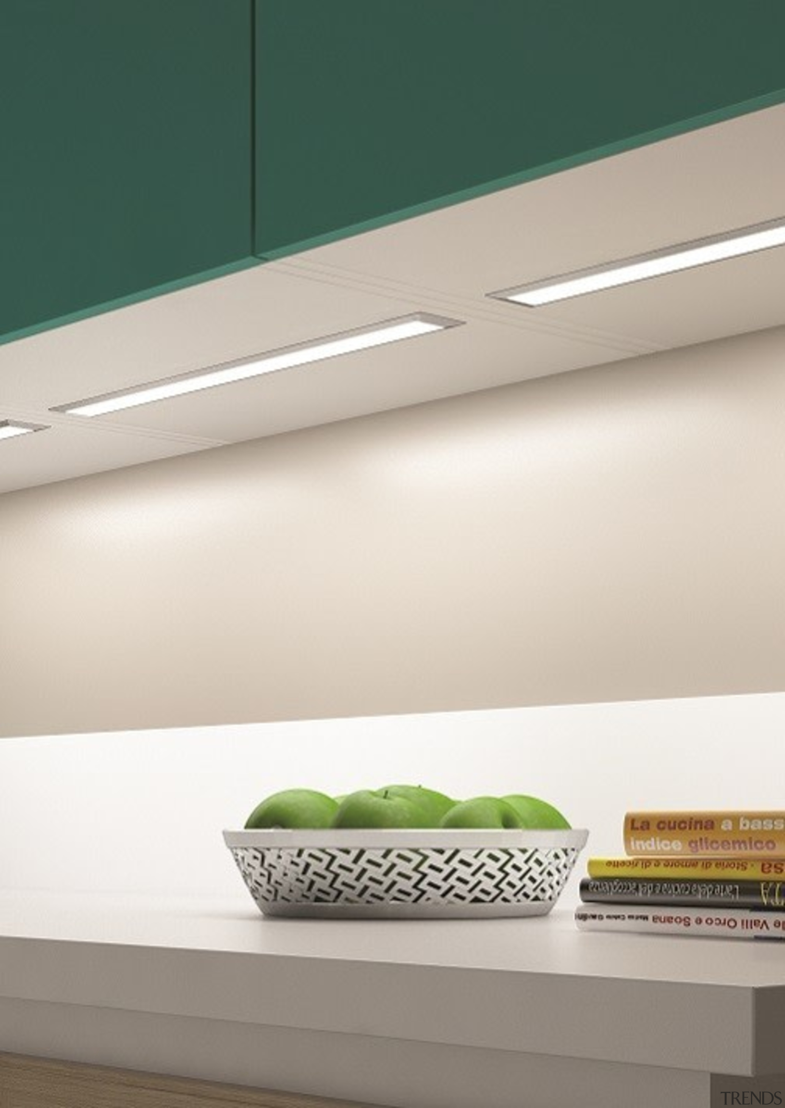 Designed in Italy to comply with Australian/New Zealand ceiling, daylighting, interior design, lighting, product design, white