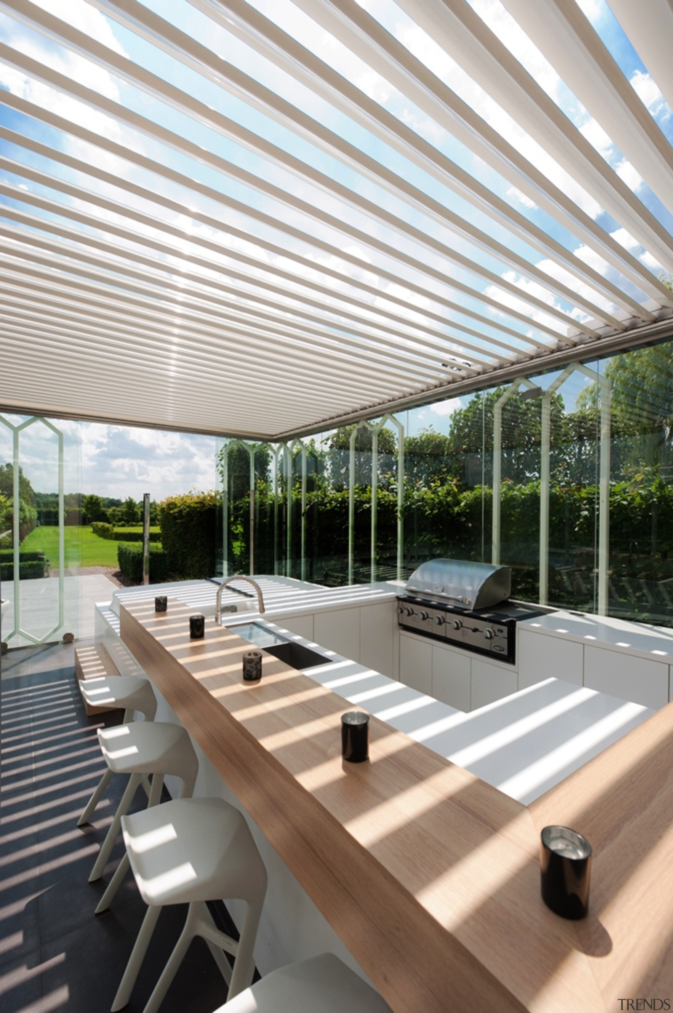 When entertaining friends or family it's always nice architecture, ceiling, daylighting, house, interior design, roof, window, gray