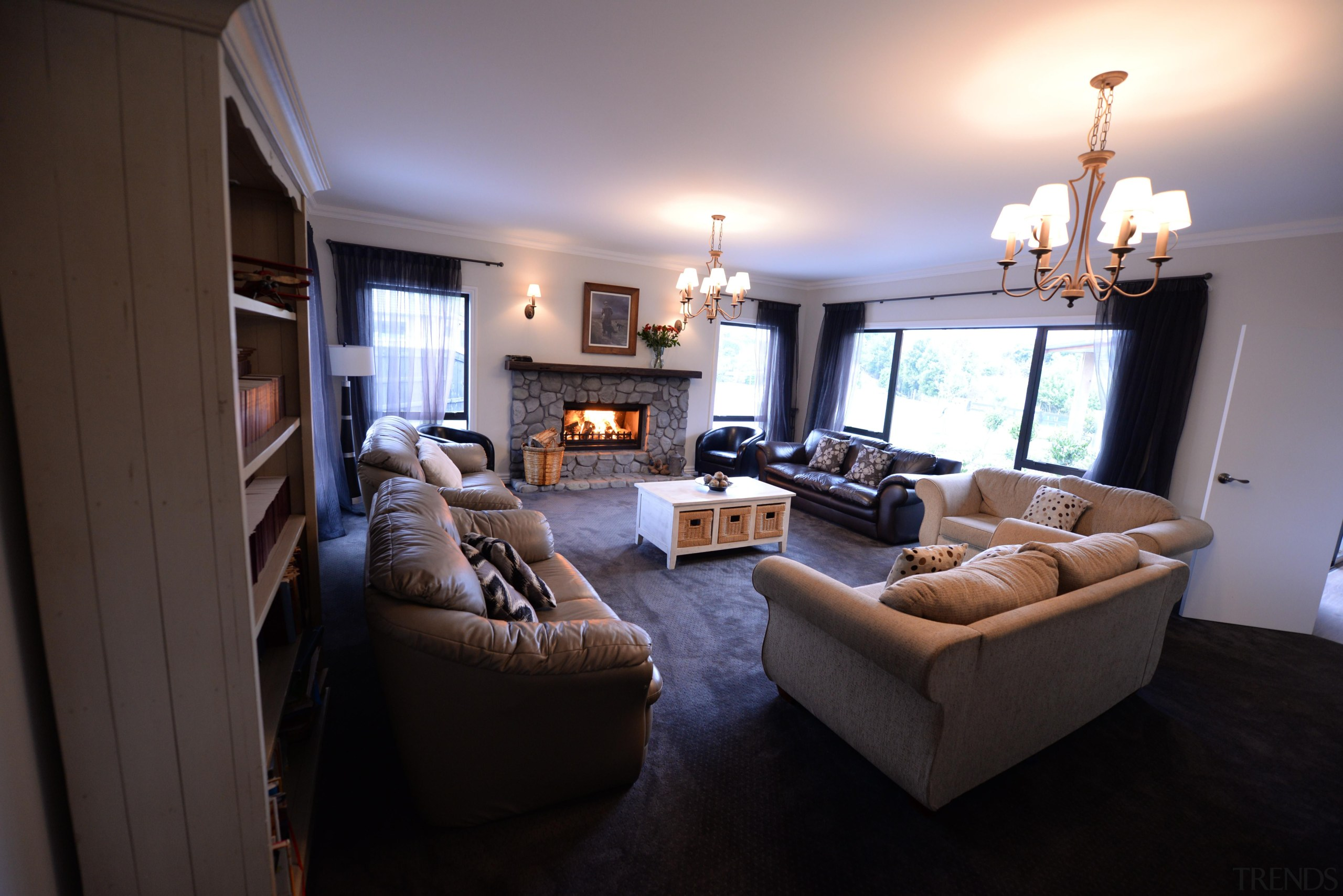 Since the early 1980's, we have successfully been home, house, interior design, living room, property, real estate, room, black