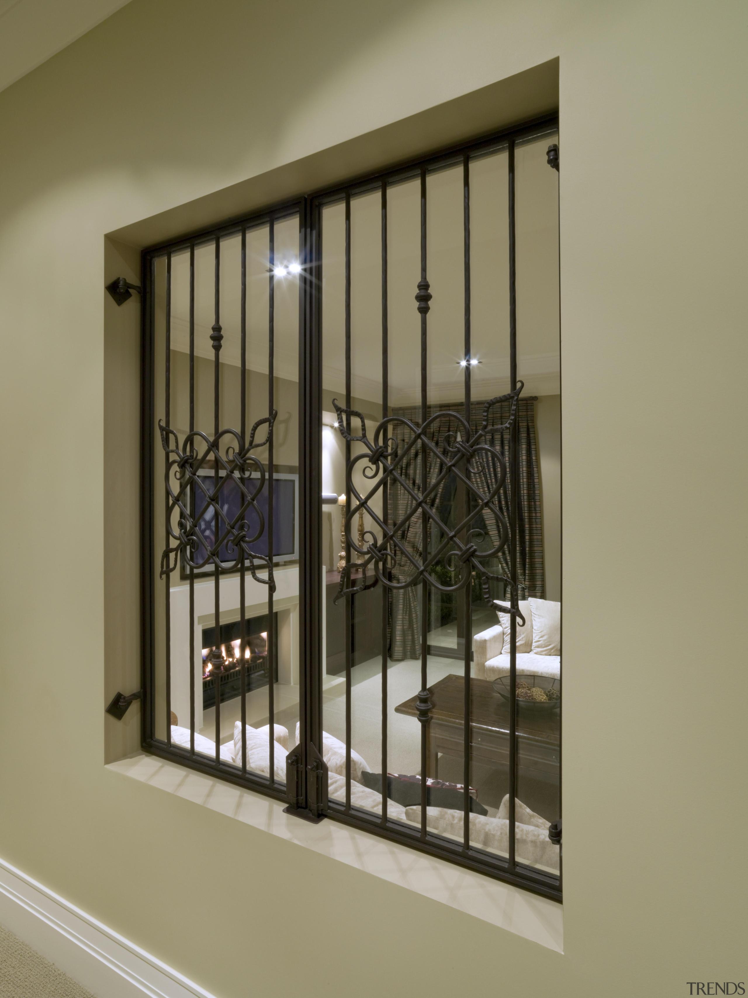 118goodlands 218 - Goodlands_218 - door | glass door, glass, handrail, interior design, iron, window, orange, brown