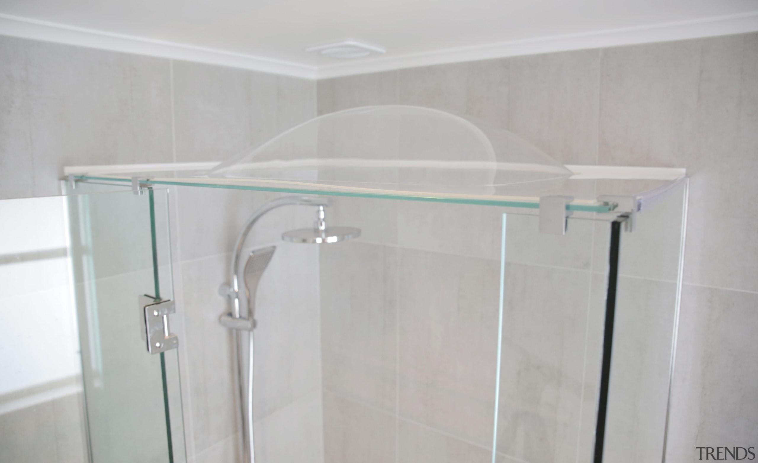 3.jpg - angle   bathroom   bathroom sink angle, bathroom, bathroom sink, glass, plumbing fixture, product, product design, shower, tap, gray