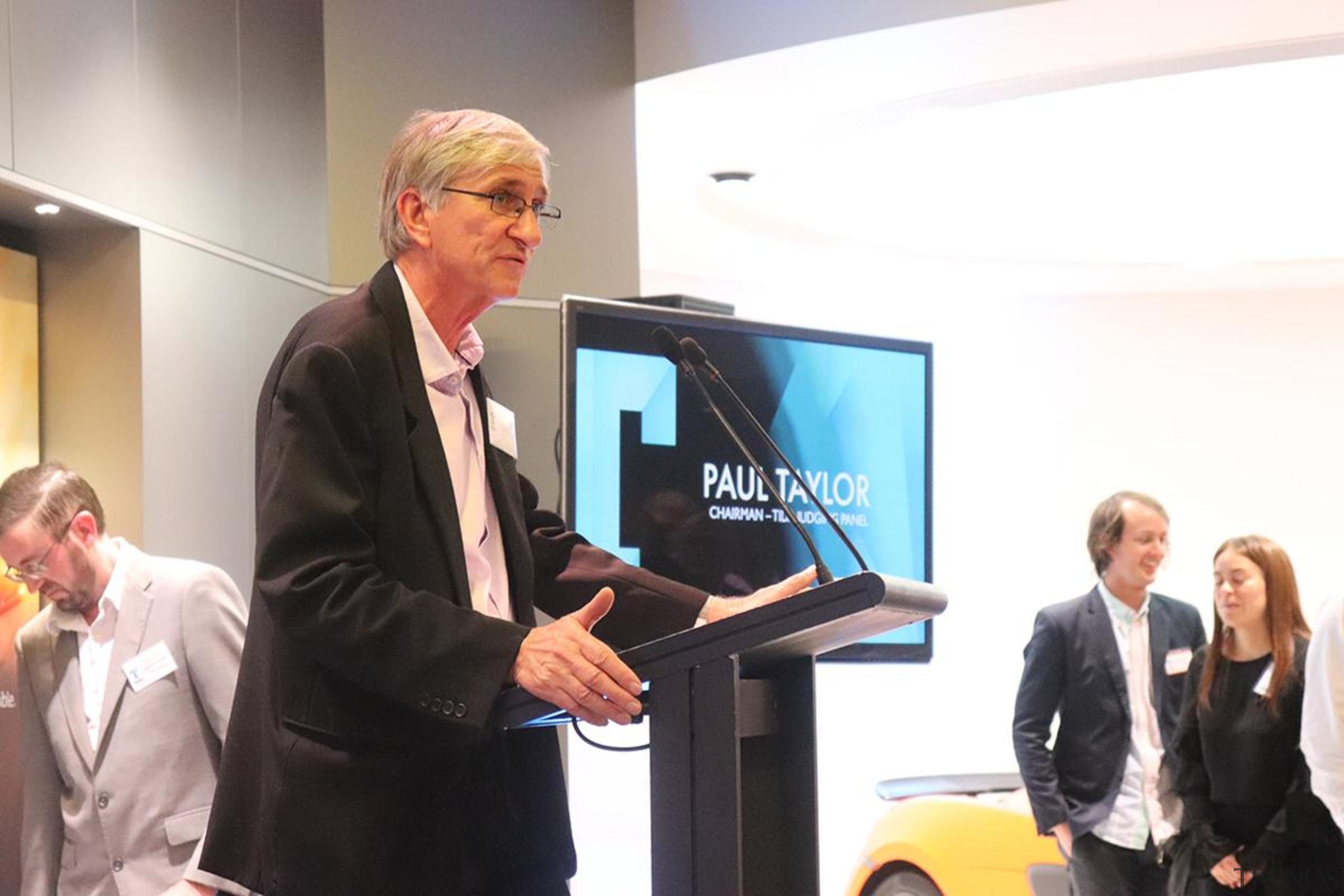 Paul Taylor - business | businessperson | collaboration business, businessperson, collaboration, employment, event, job, presentation, public speaking, technology, white