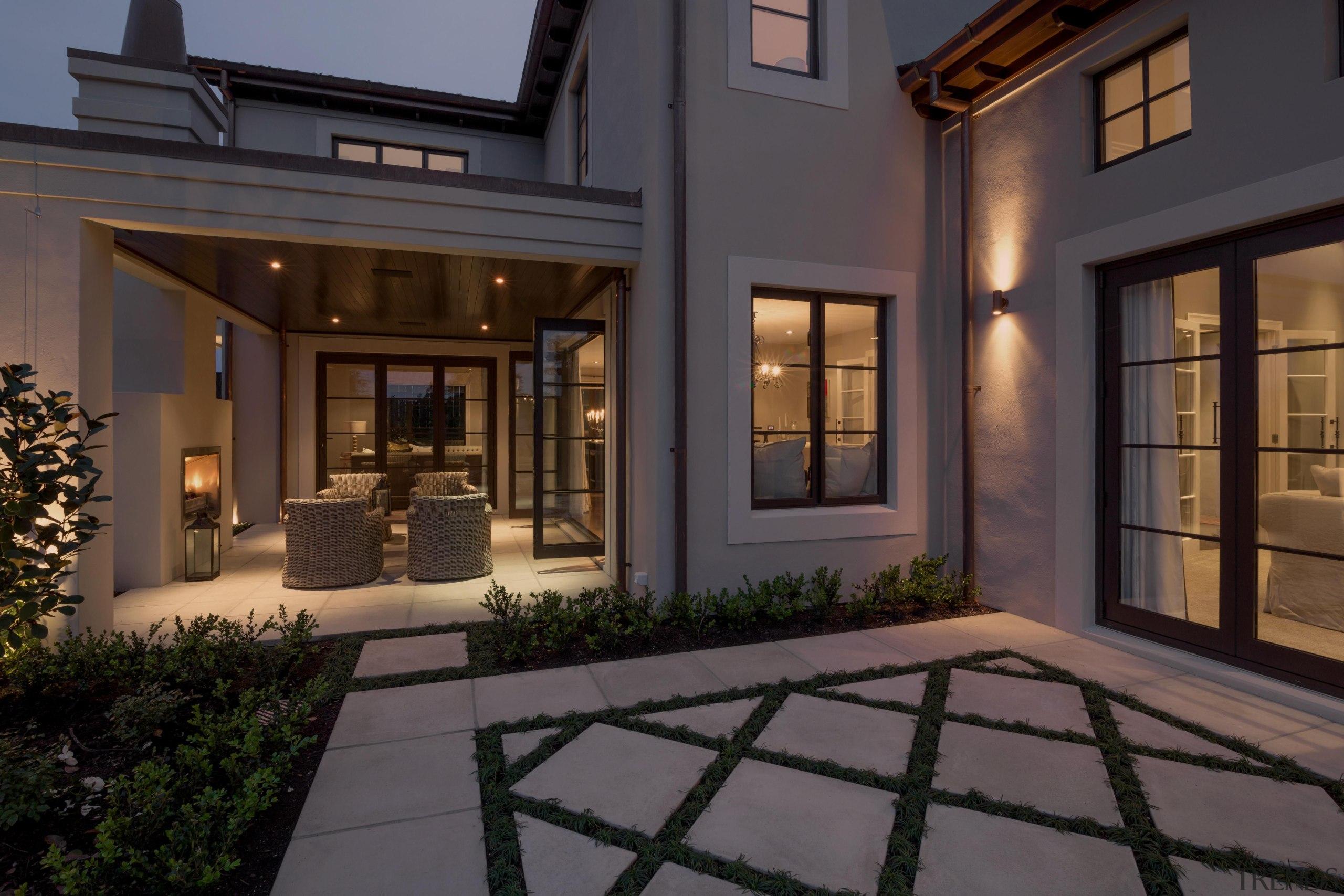Img 0668 - courtyard   estate   facade courtyard, estate, facade, home, house, interior design, lighting, lobby, property, real estate, window, black, gray