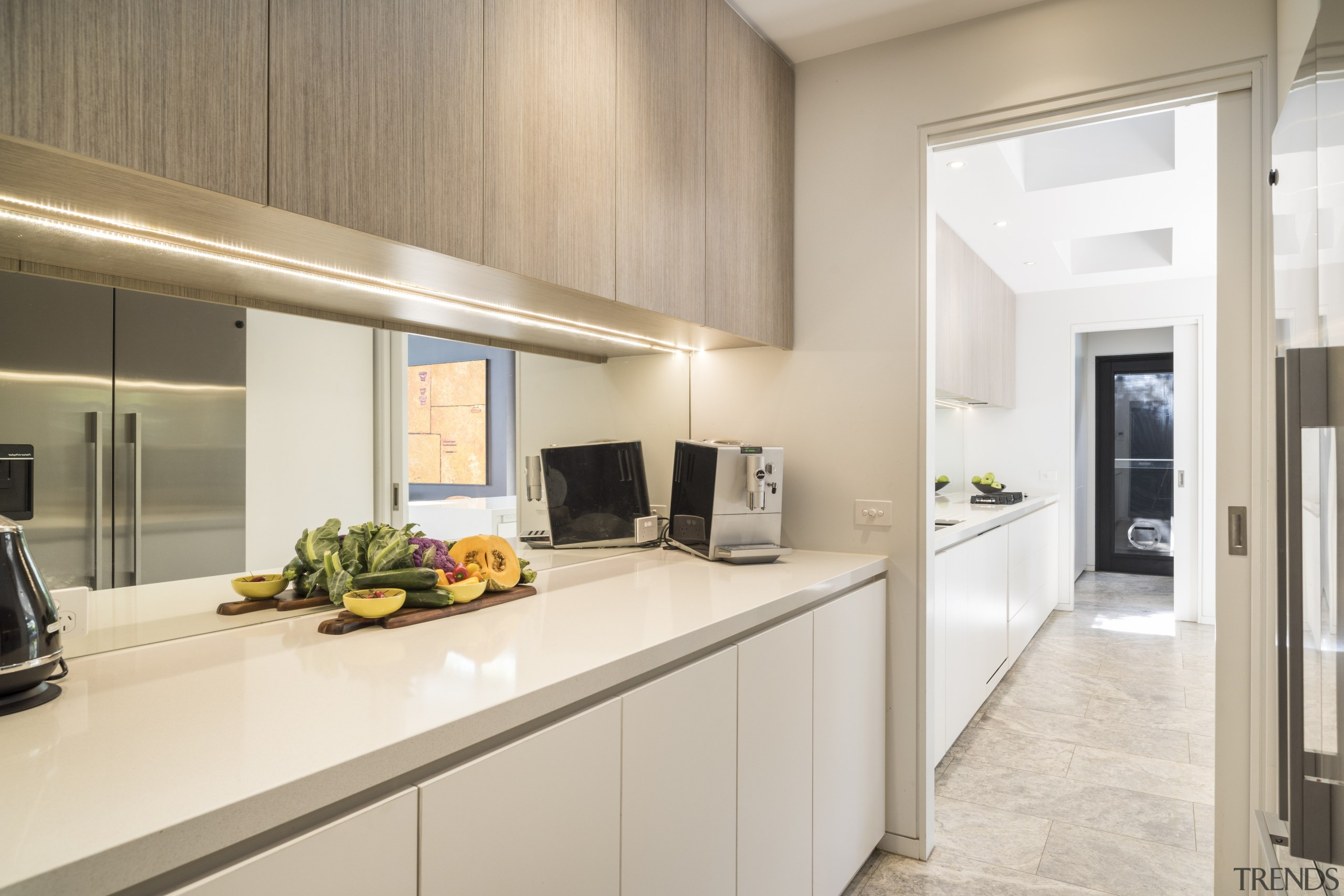 Run of rooms  utilising every inch of cabinetry, countertop, cuisine classique, interior design, kitchen, real estate, white