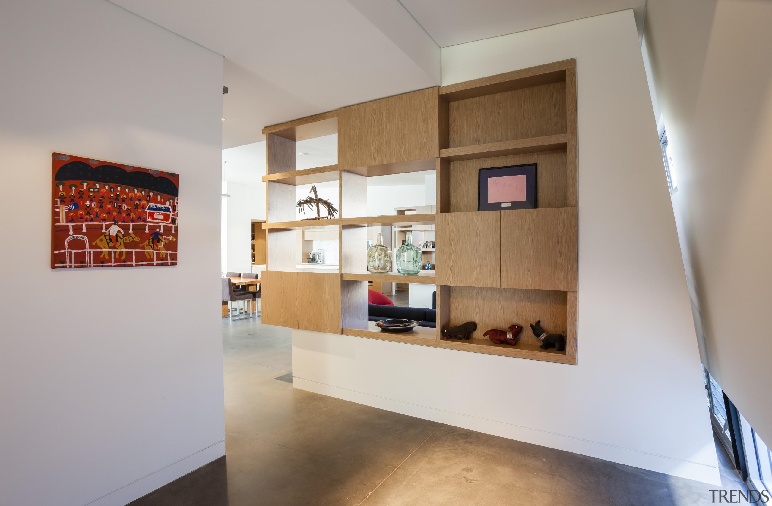 Interior shot - Interior shot - architecture | architecture, furniture, house, interior design, product design, shelf, gray