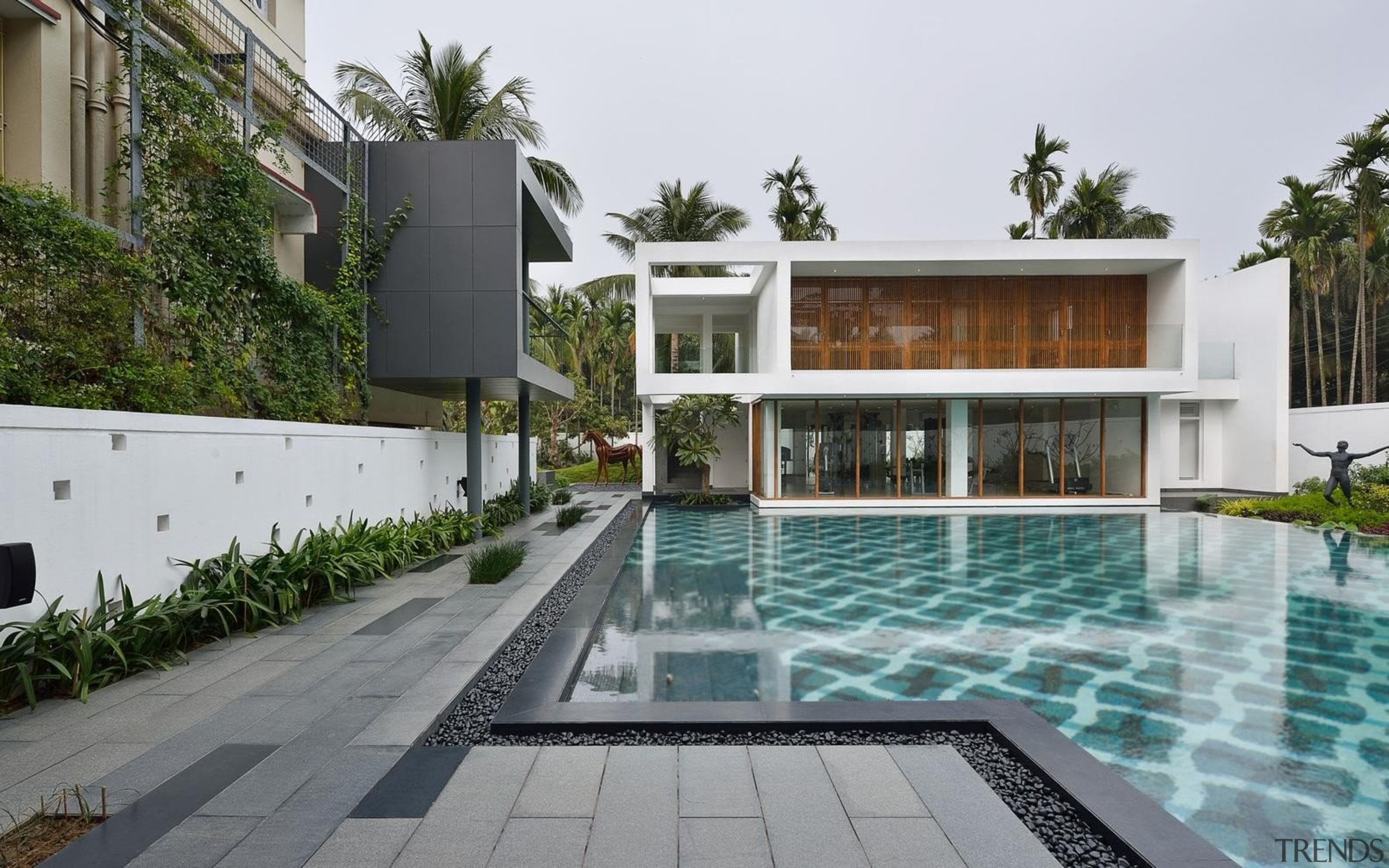 See more images of this pool house apartment, architecture, condominium, estate, home, house, leisure, property, real estate, resort, swimming pool, villa, gray
