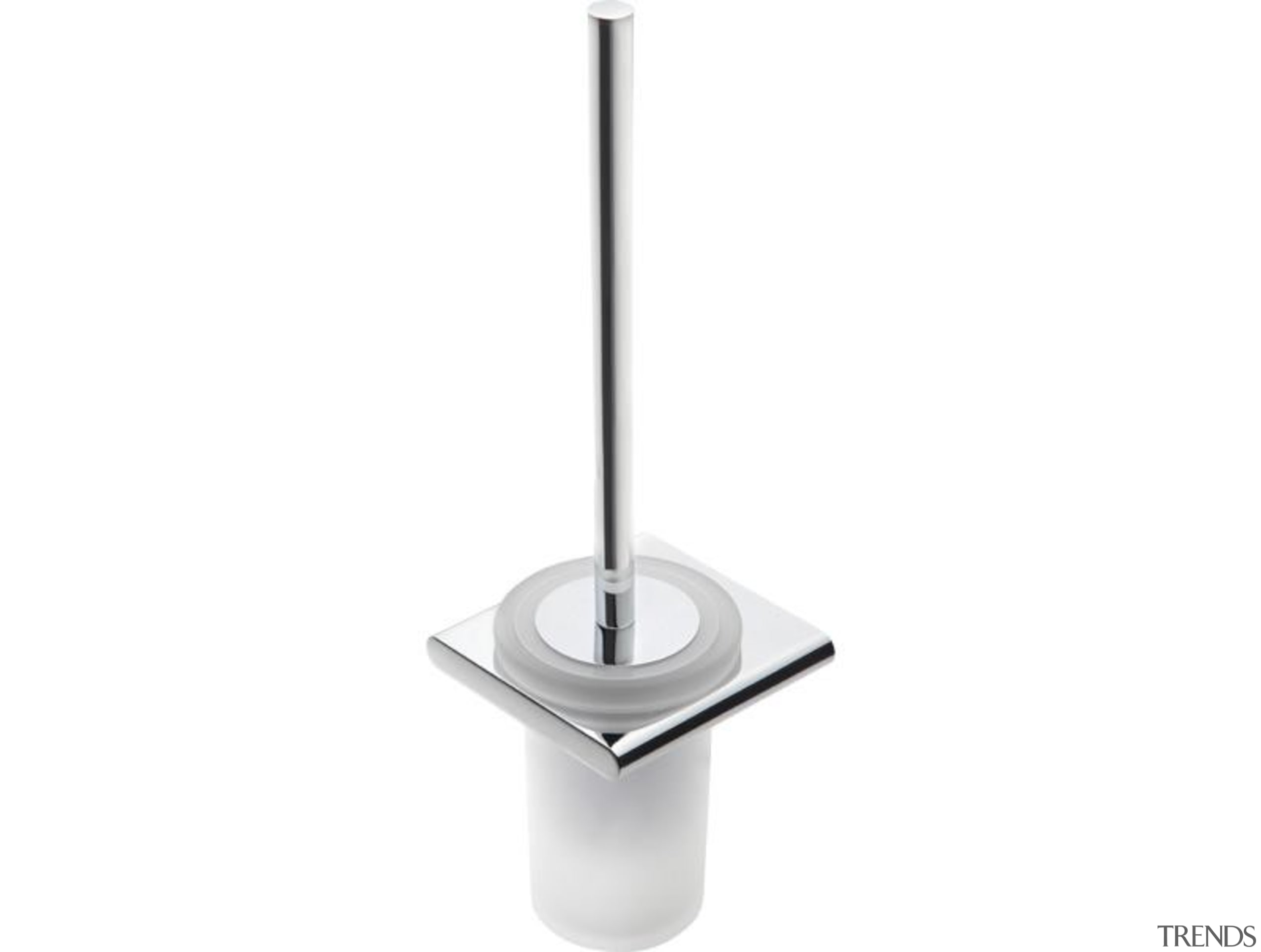 LOFT Wall Mounted Toilet Brush - LOFT Wall bathroom accessory, hardware, product design, white
