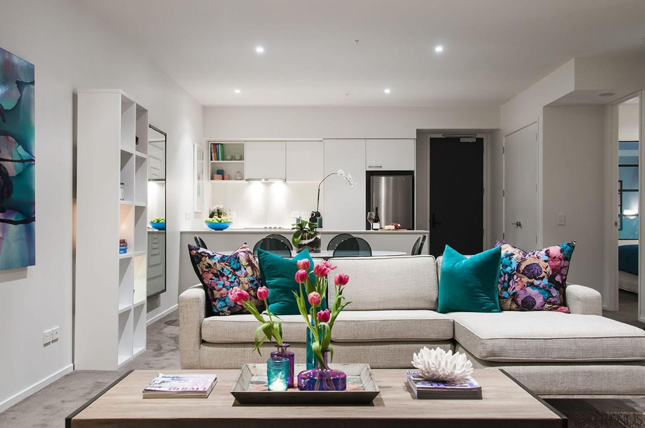 NOMINEE132 Vincent Street (1 of 4) - Hawkins home, interior design, living room, real estate, room, gray