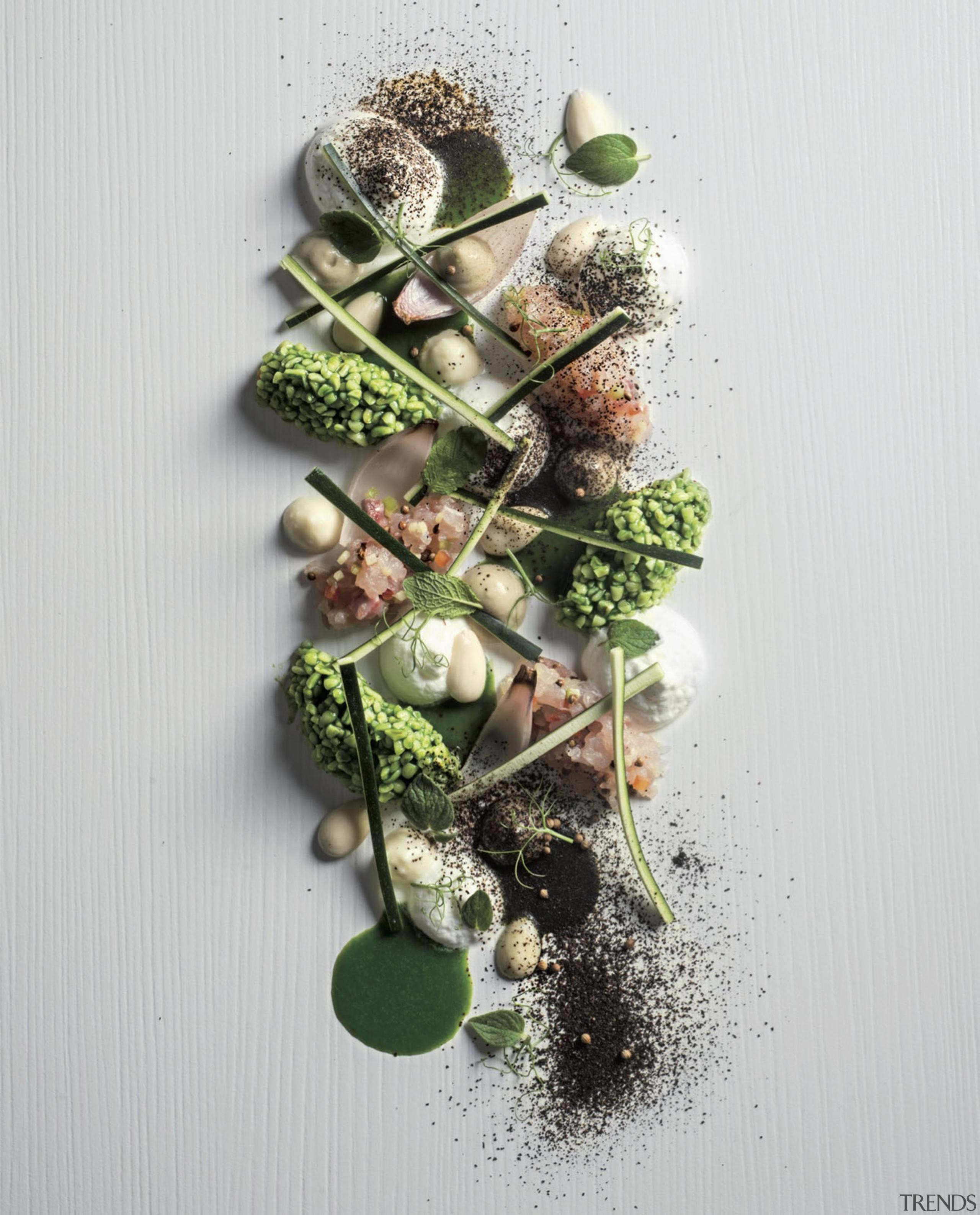 Mizlala Restaurant - Dekton Ariane - Mizlala Restaurant white